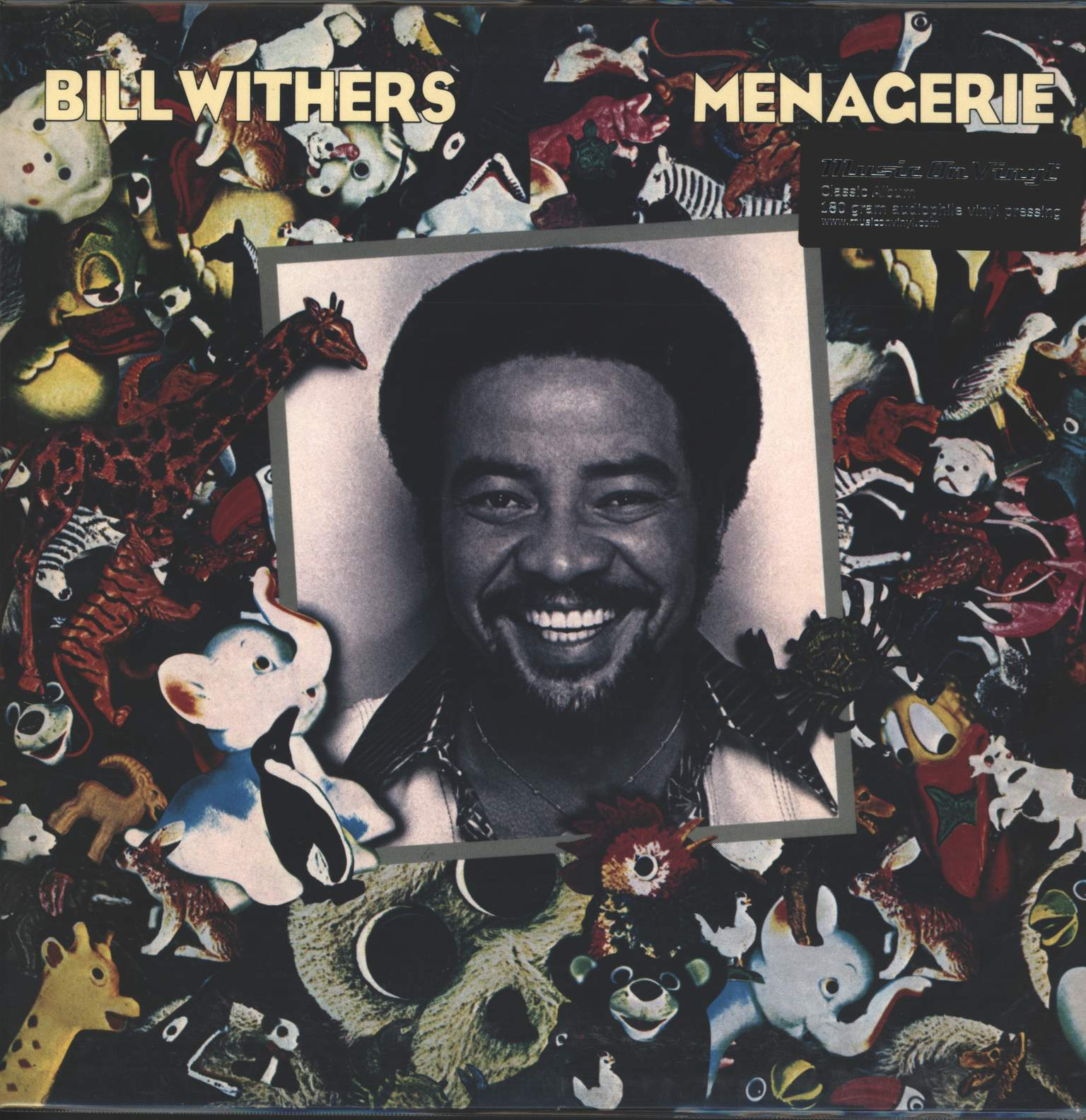 Bill Withers: Menagerie, 1×LP (Vinyl)