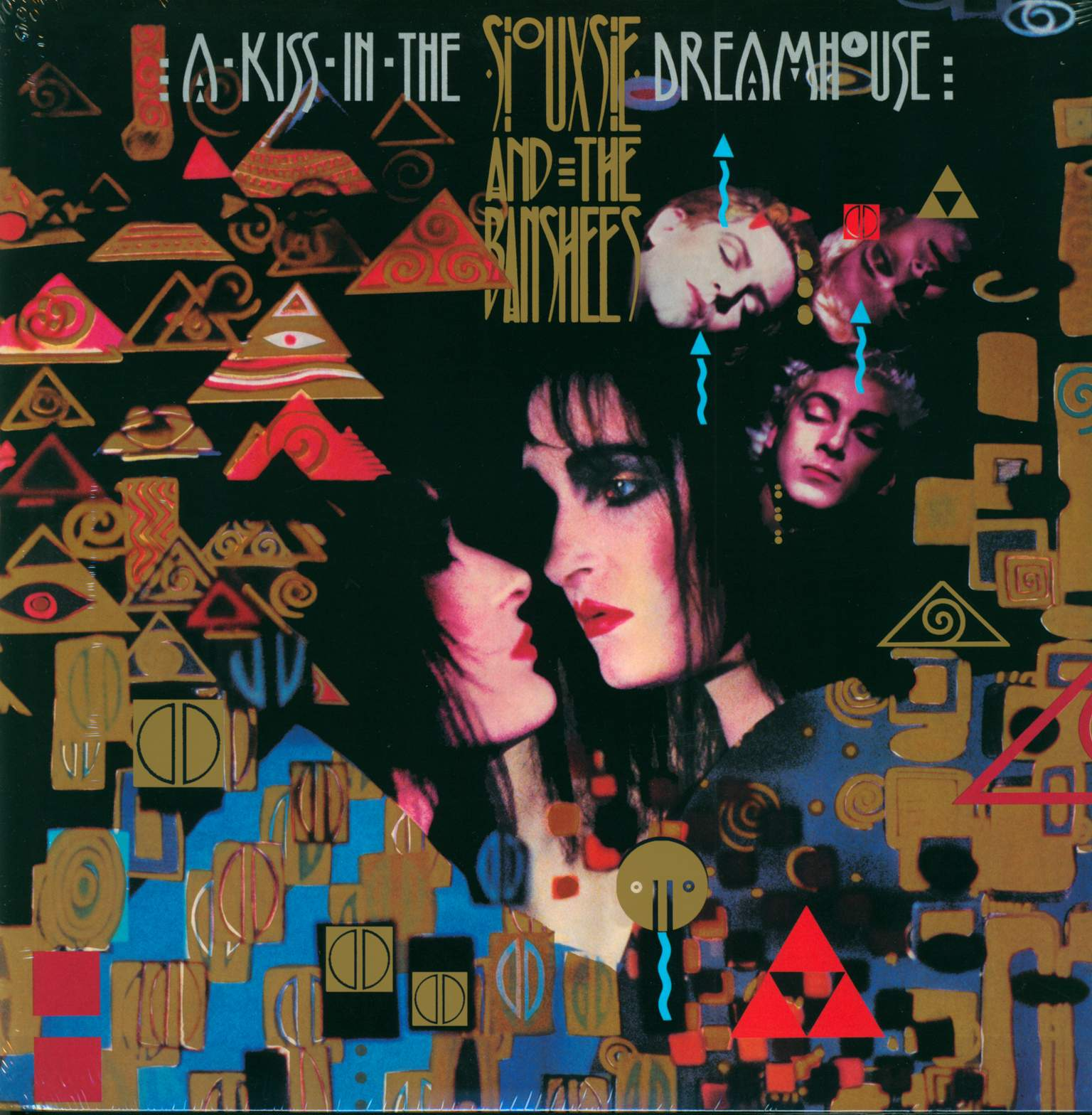 Siouxsie & the Banshees: A Kiss In The Dreamhouse, 1×LP (Vinyl)