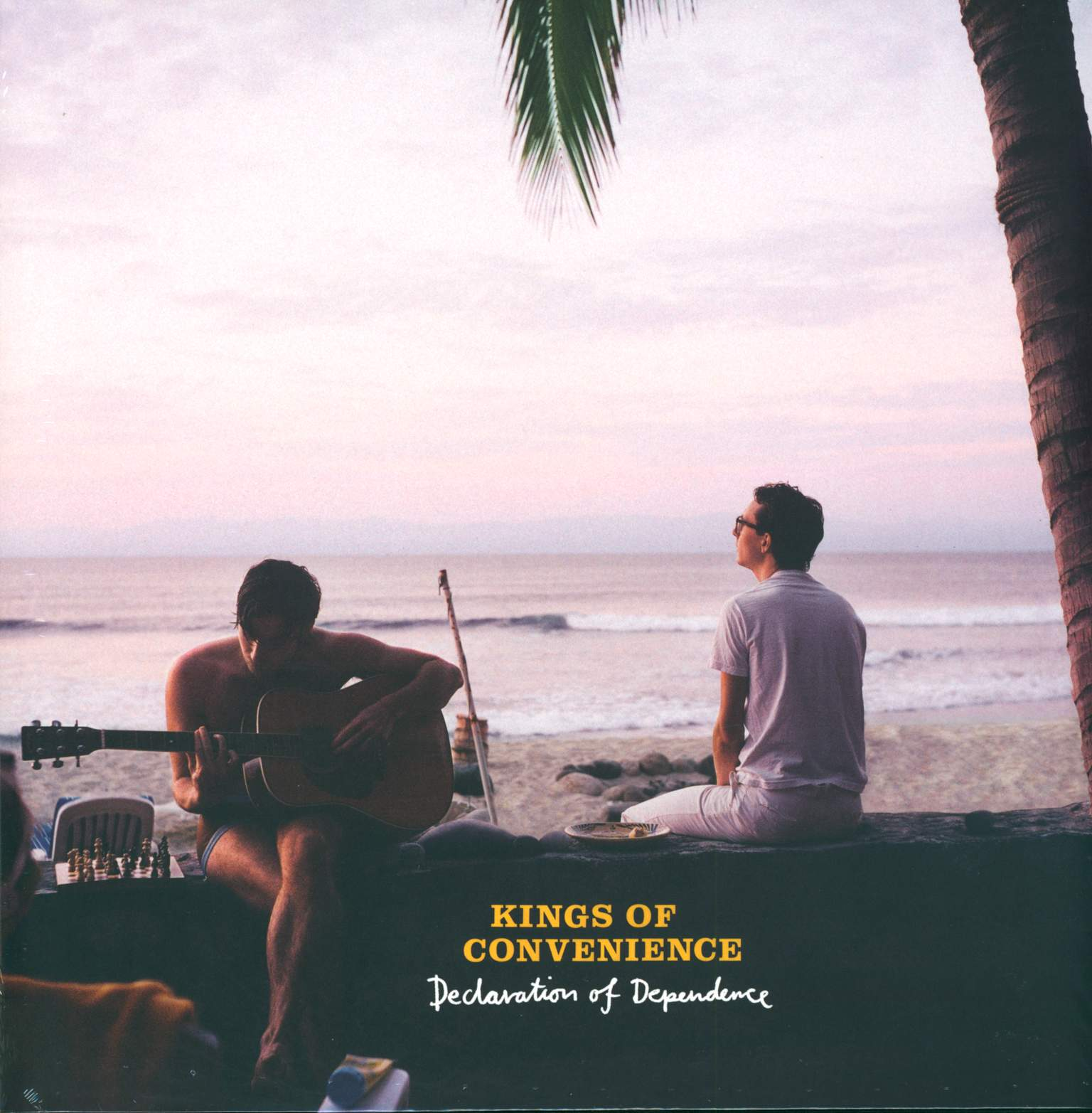 Kings Of Convenience: Declaration Of Dependence, 1×LP (Vinyl)