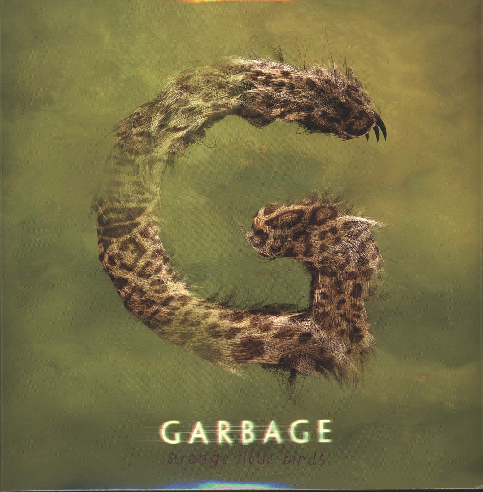Garbage: Strange Little Birds, 1×LP (Vinyl), 1×LP (Vinyl)