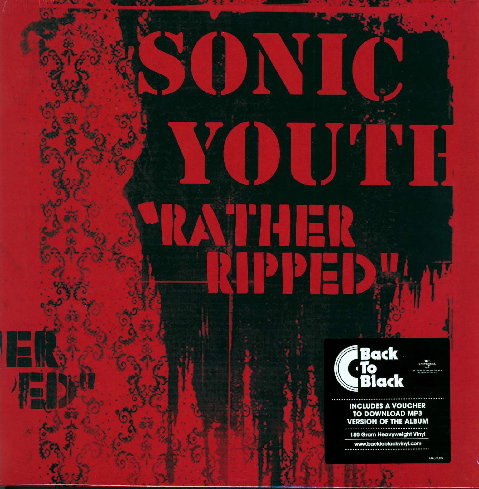 Sonic Youth: Rather Ripped, 1×LP (Vinyl)