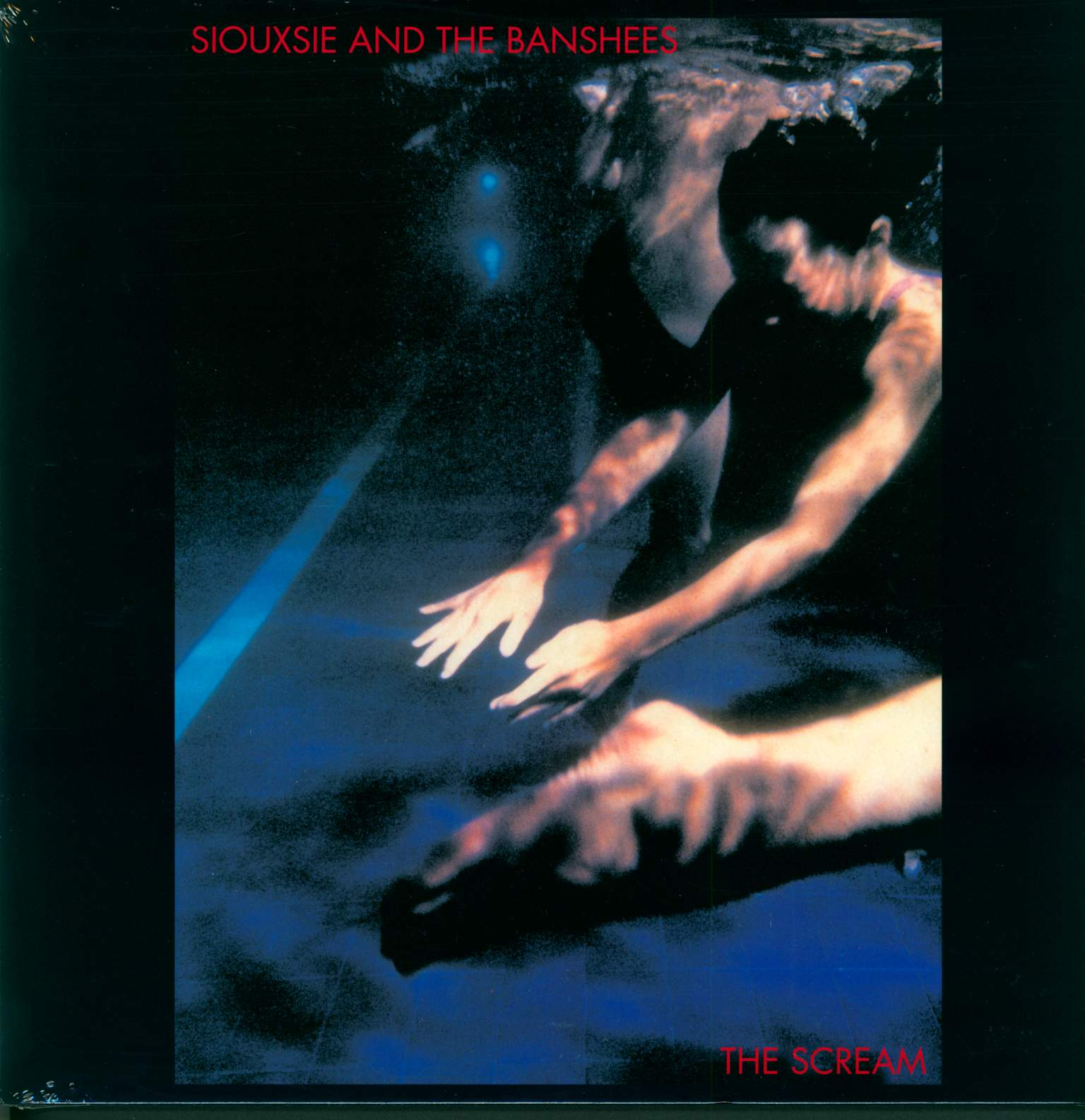 Siouxsie & the Banshees: The Scream, 1×LP (Vinyl)
