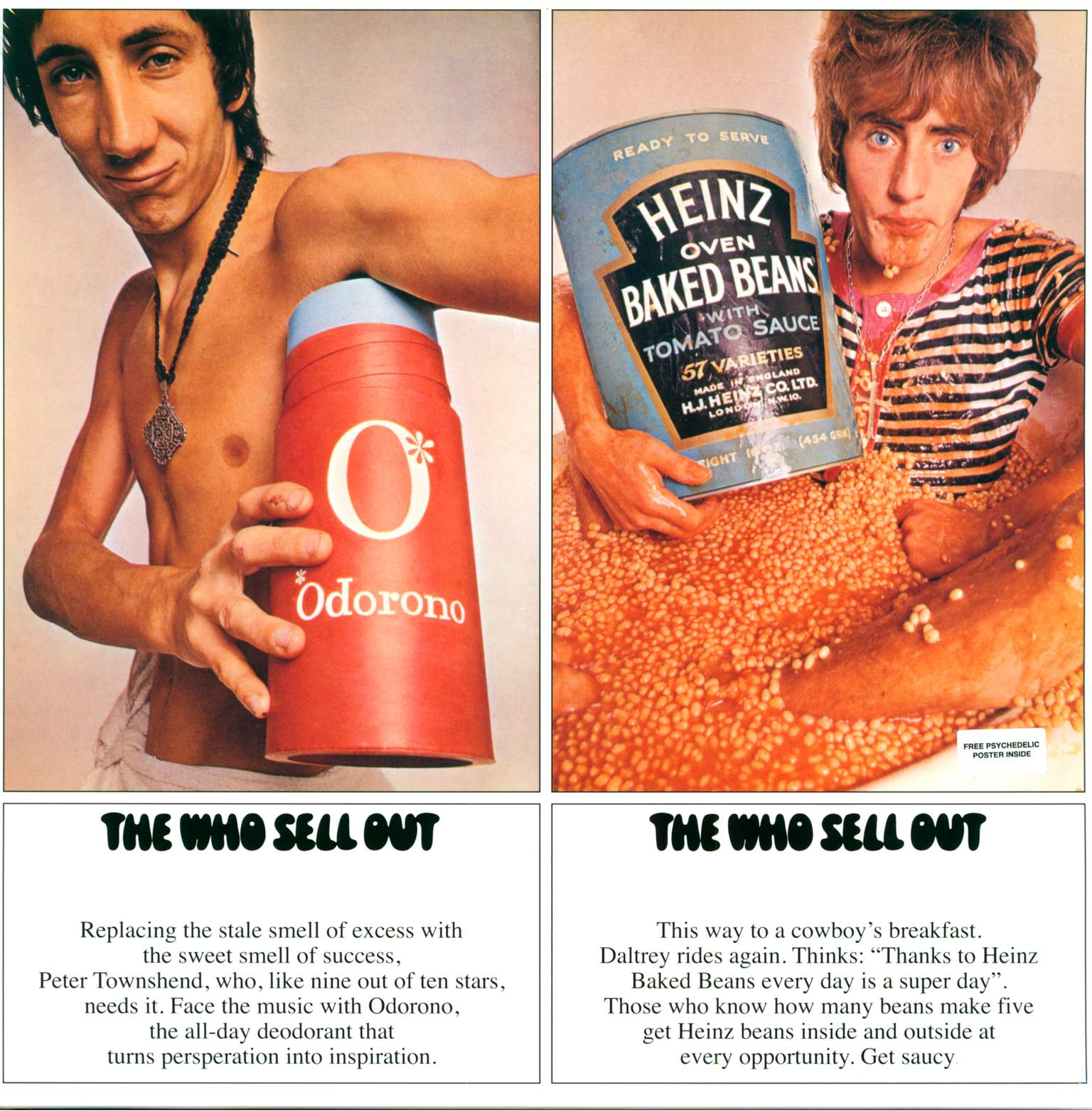 The Who: The Who Sell Out, 1×LP (Vinyl)