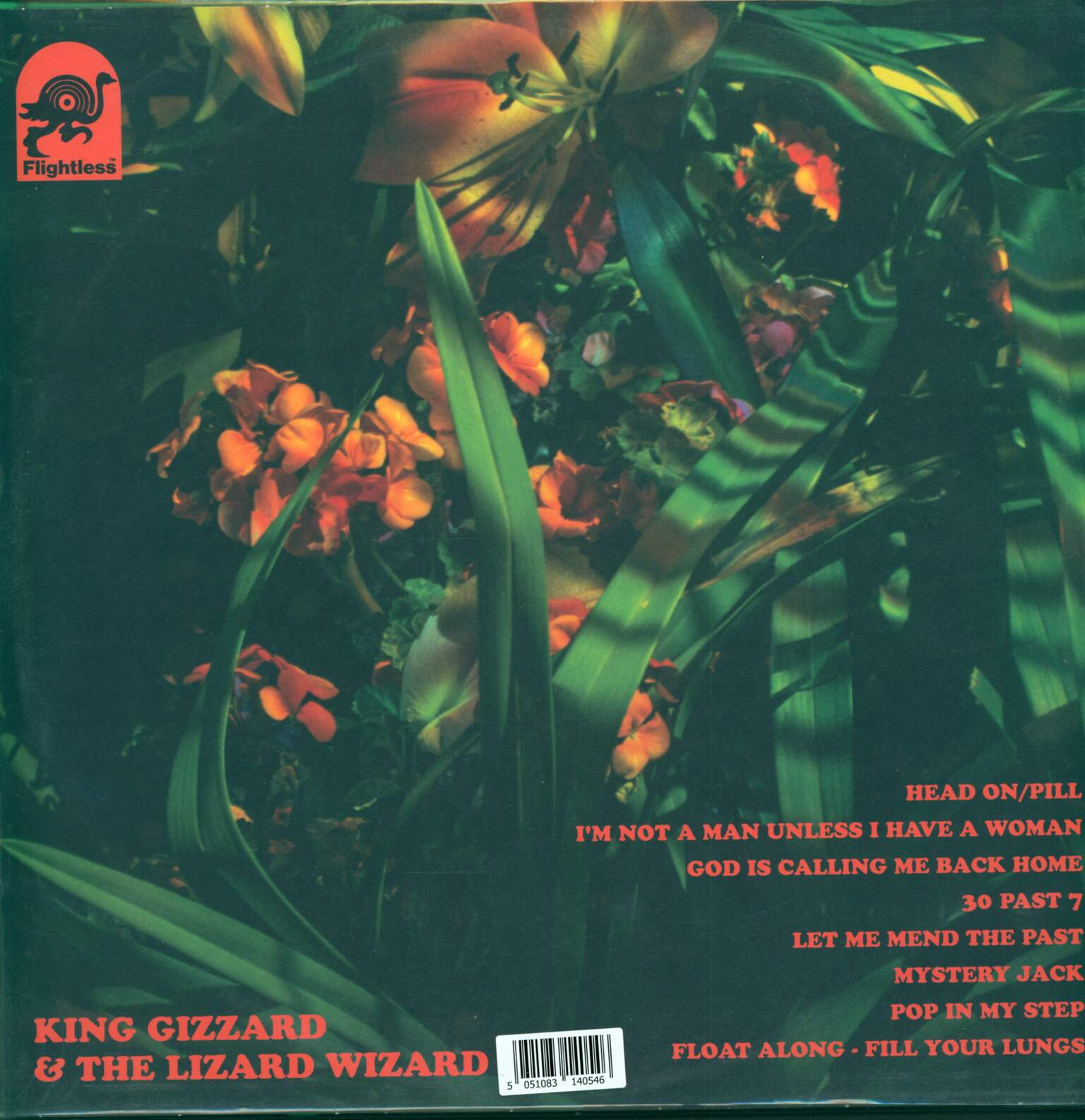 King Gizzard And The Lizard Wizard: Float Along - Fill Your Lungs, 1×LP (Vinyl)
