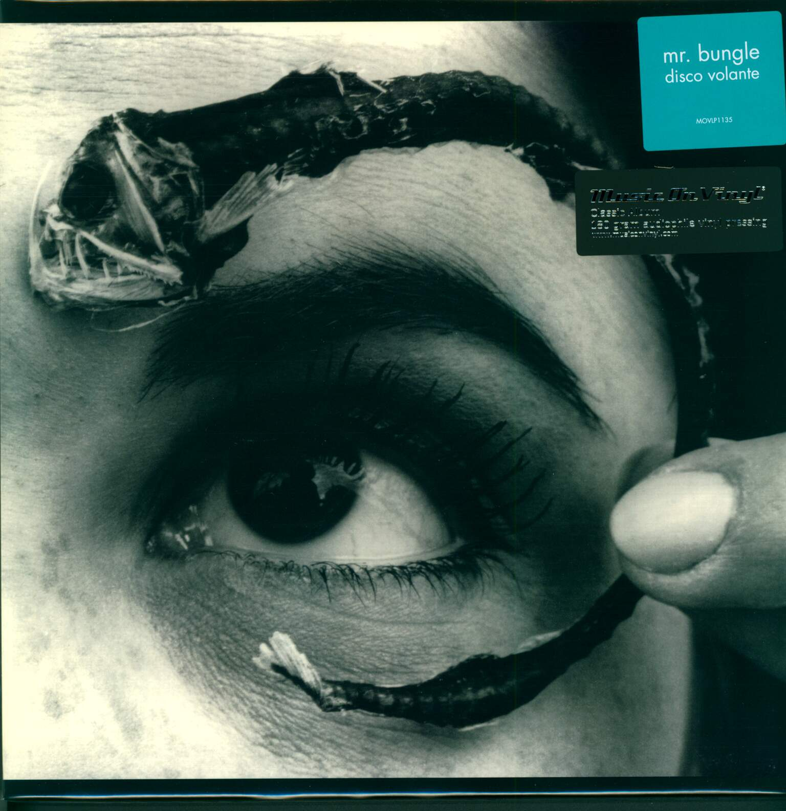 Mr Bungle: Disco Volante, 1×LP (Vinyl)