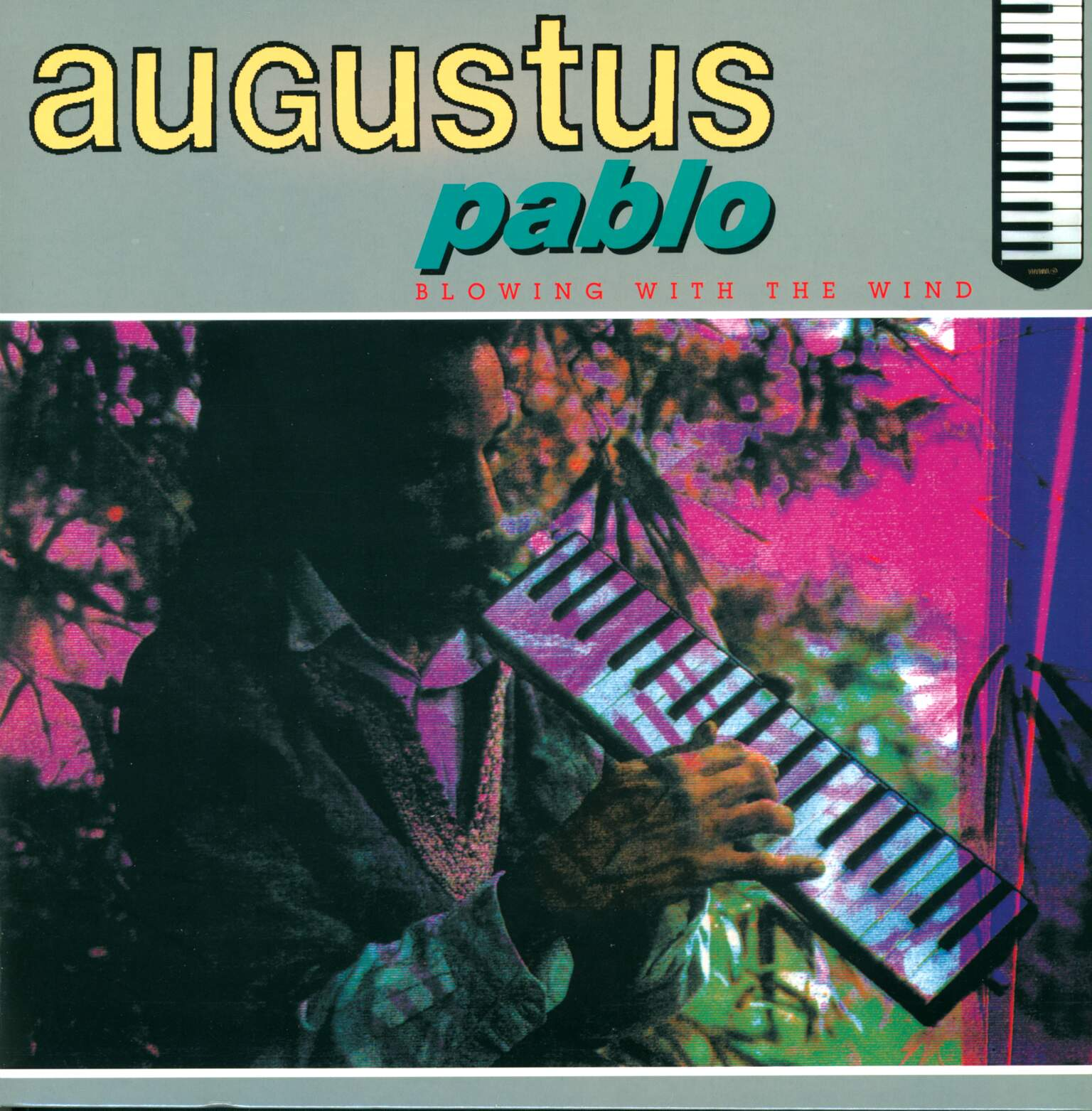 Augustus Pablo: Blowing With The Wind, LP (Vinyl)
