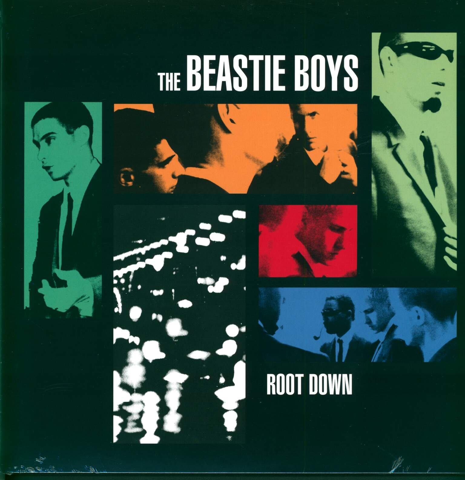 Beastie Boys: Root Down EP, 1×LP (Vinyl)