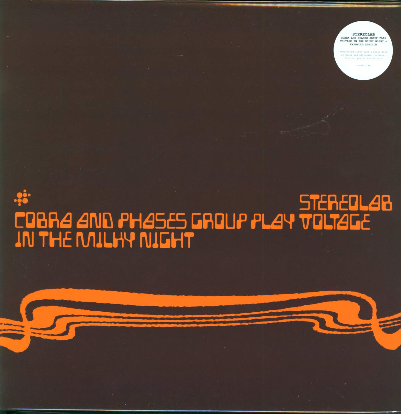 Stereolab: Cobra And Phases Group Play Voltage In The Milky Night, 2×LP (Vinyl), 1×LP (Vinyl)
