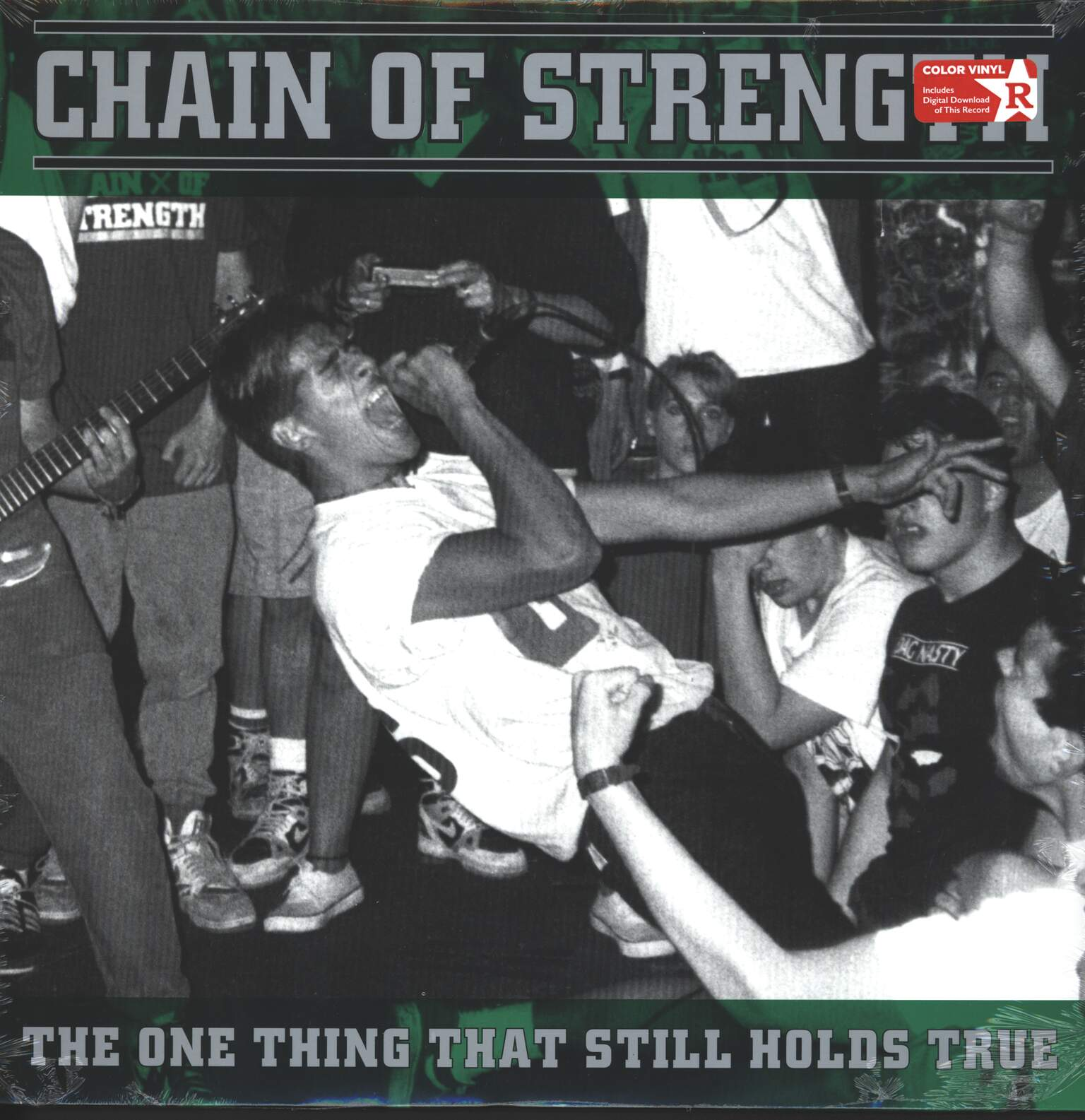 Chain Of Strength: The One Thing That Still Holds True, LP (Vinyl)
