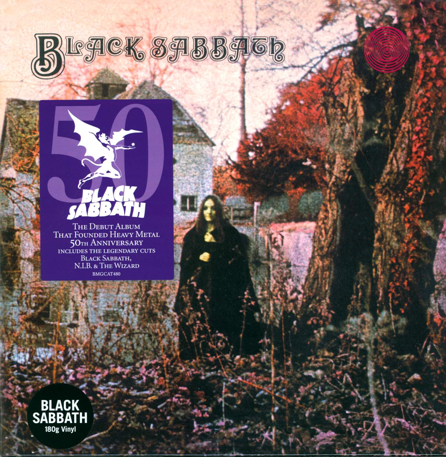 Black Sabbath: Black Sabbath, LP (Vinyl)
