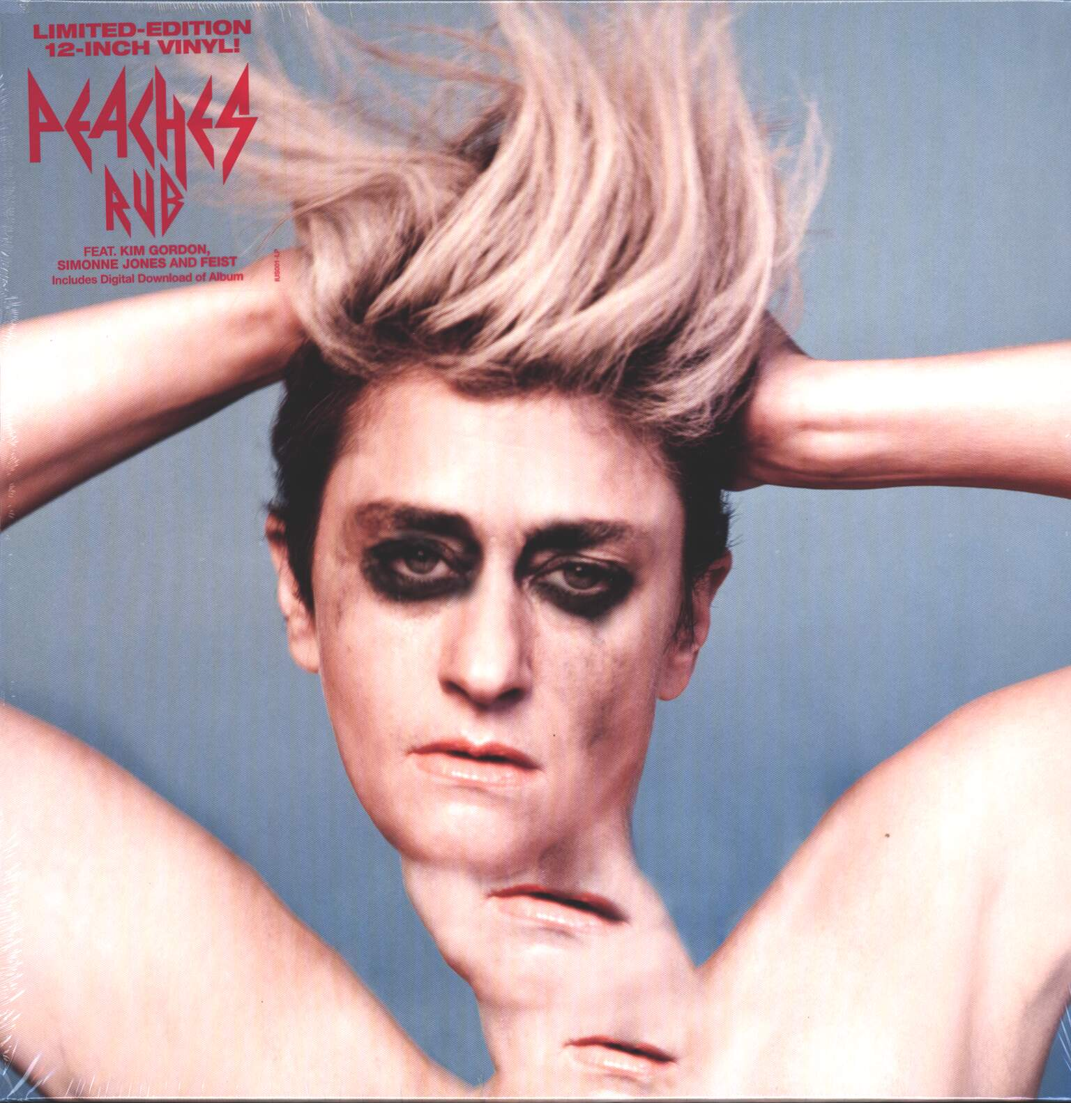 Peaches: Rub, 1×LP (Vinyl)