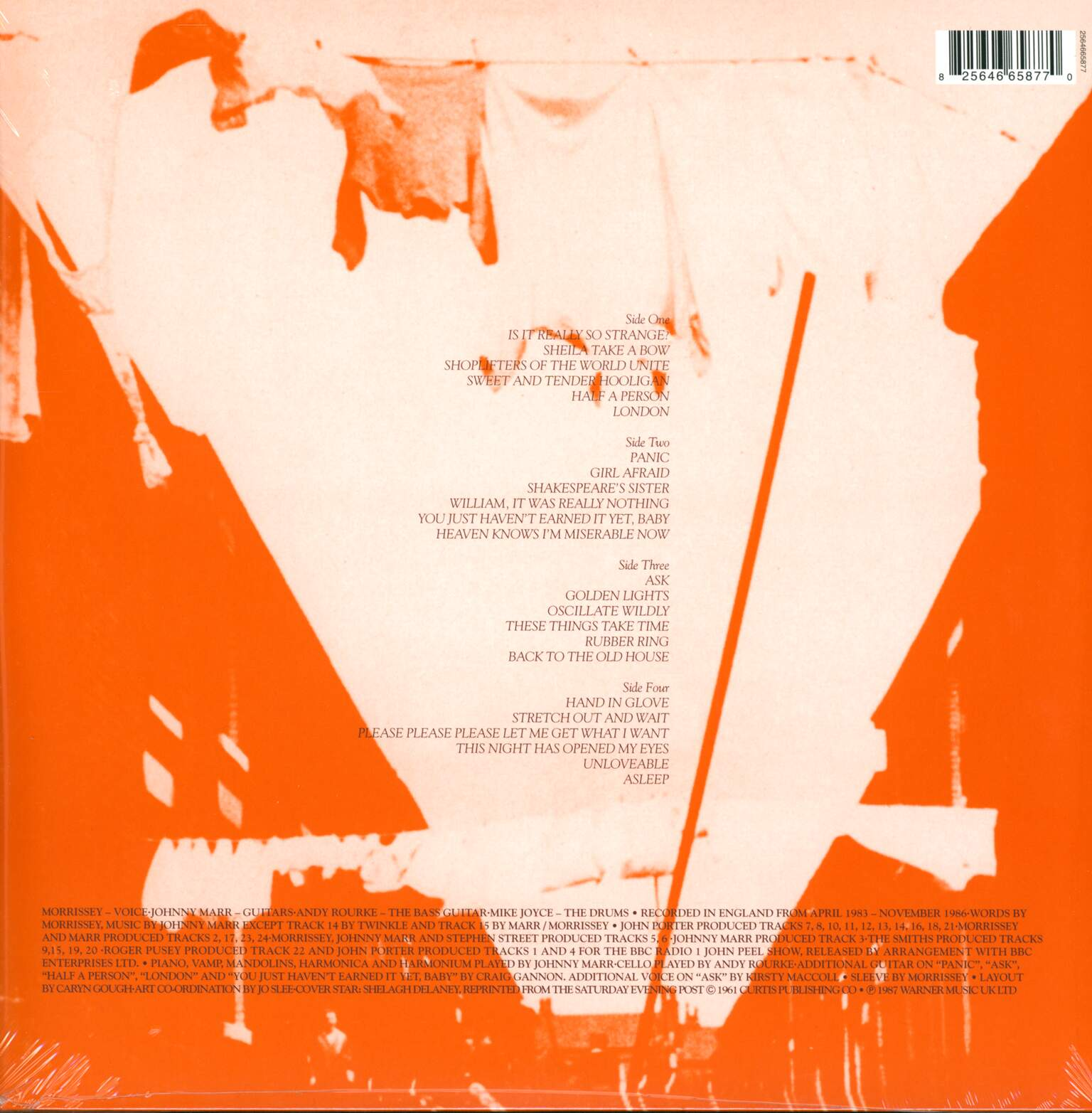 The Smiths: Louder Than Bombs, 2×LP (Vinyl)