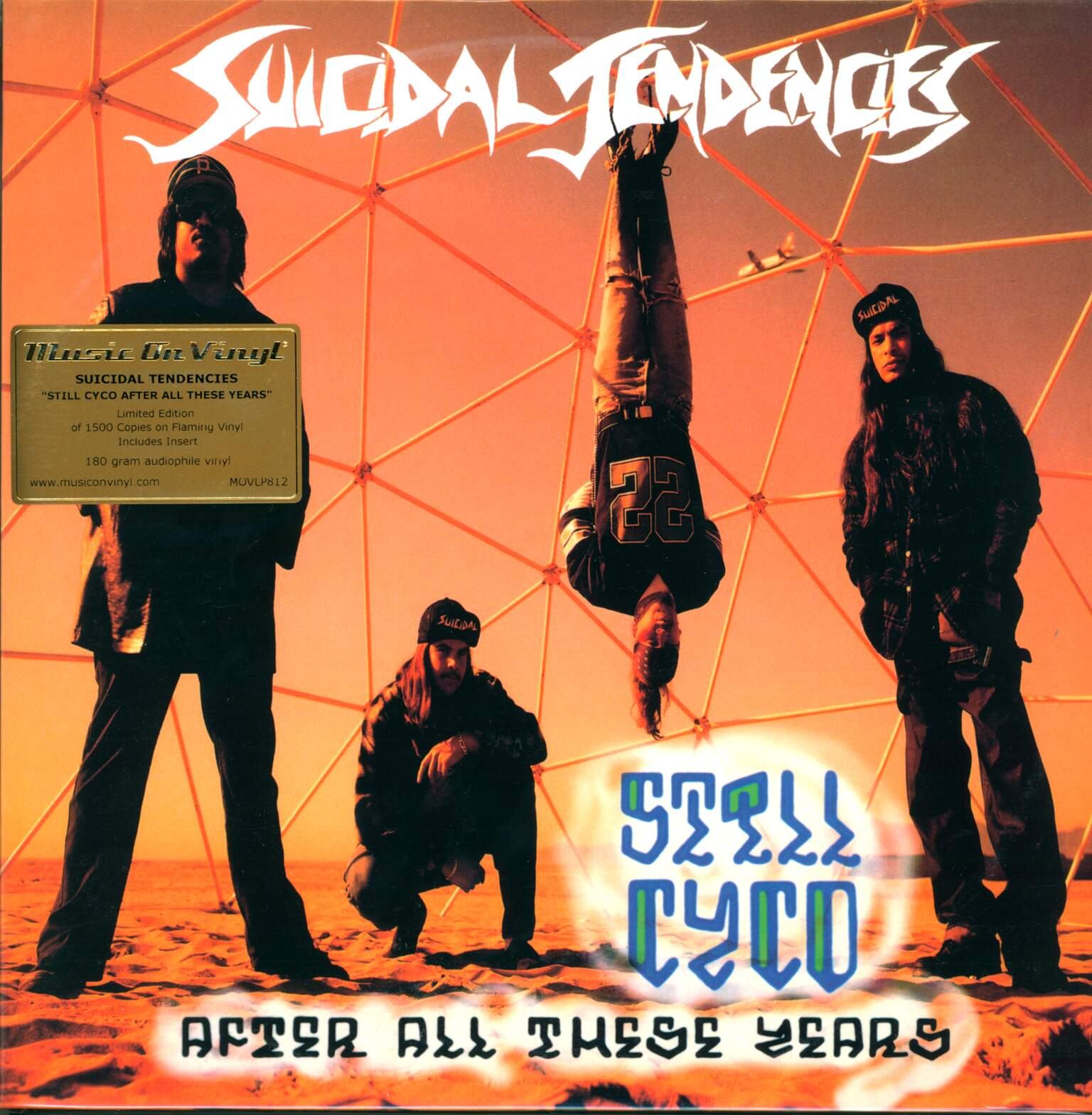 Suicidal Tendencies: Still Cyco After All These Years, 1×LP (Vinyl)
