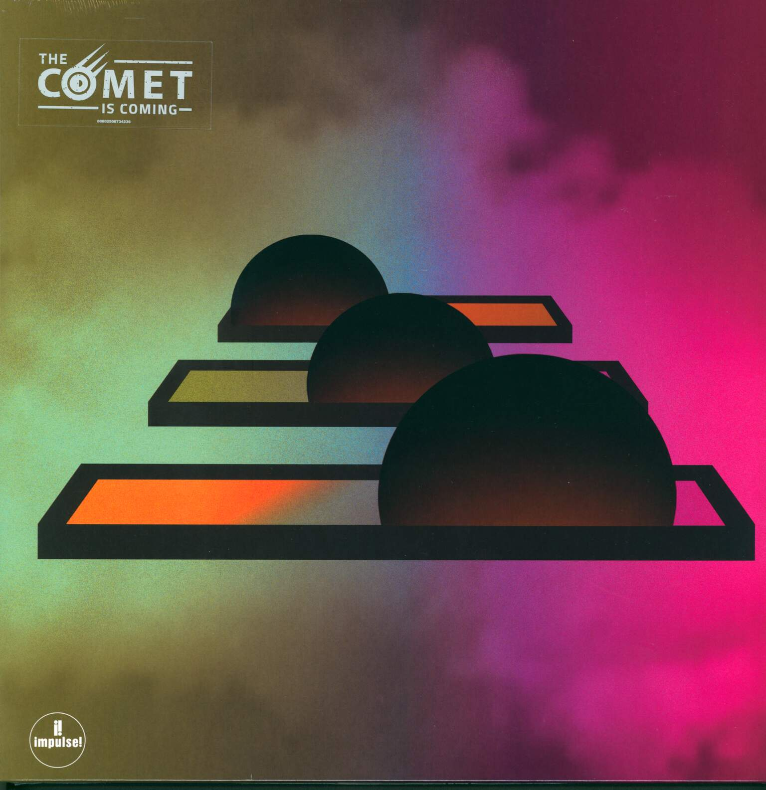 "The Comet Is Coming: Imminent, 1×12"" Maxi Single (Vinyl)"