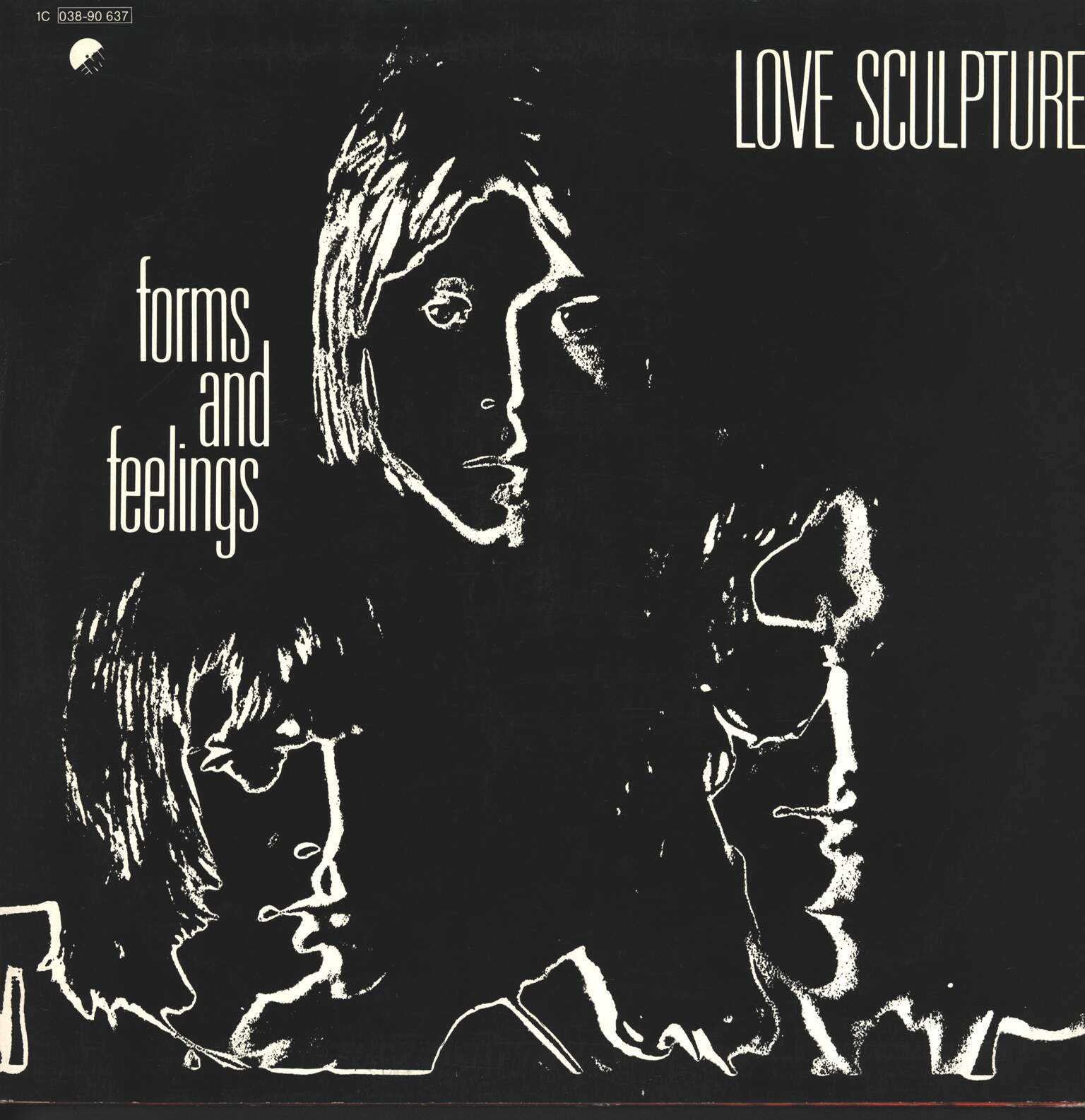Love Sculpture: Forms And Feelings, 1×LP (Vinyl)