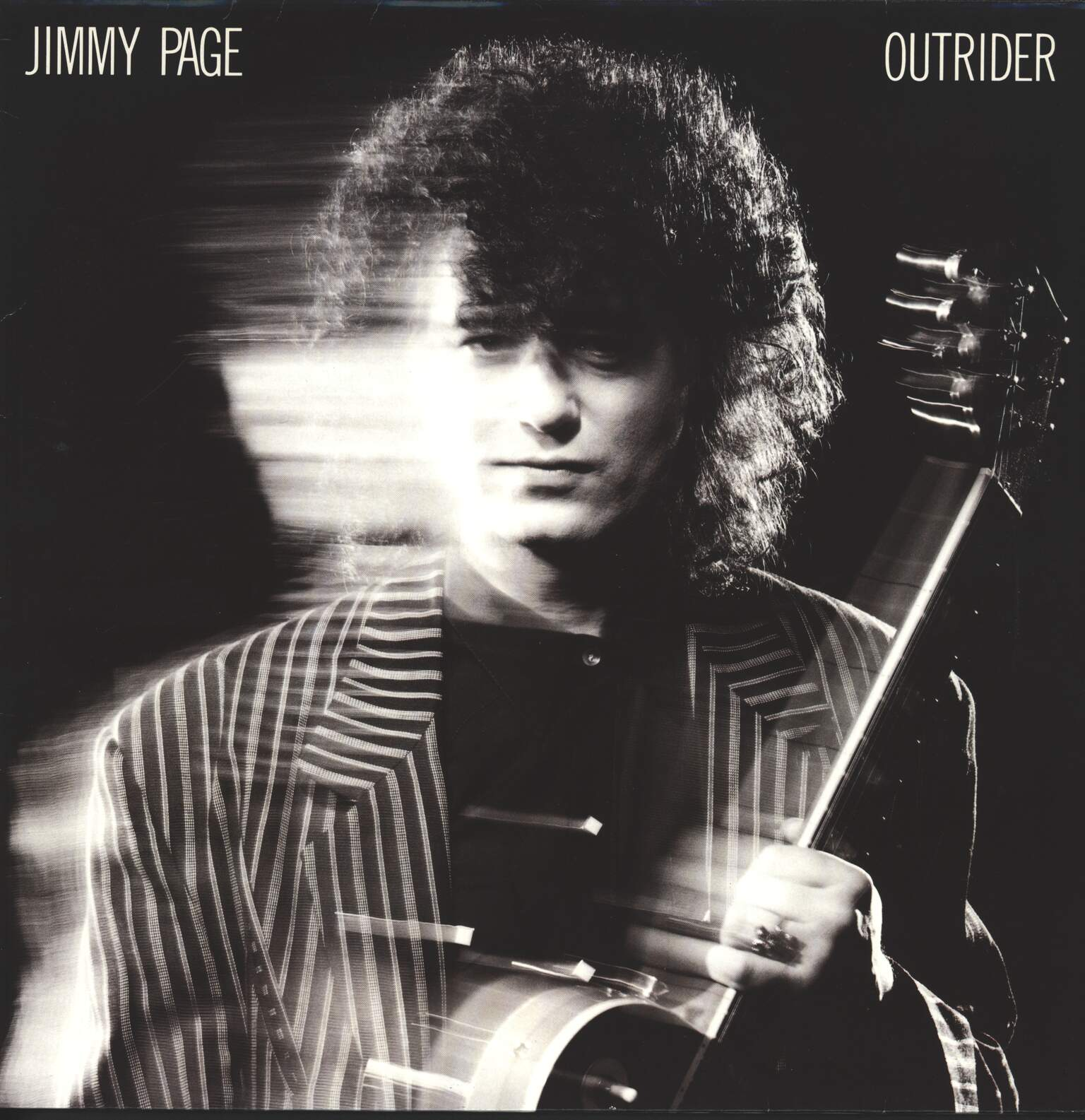 Jimmy Page: Outrider, 1×LP (Vinyl)