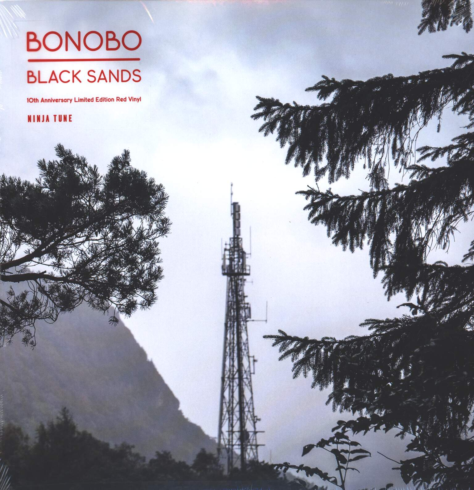 Bonobo: Black Sands, 2×LP (Vinyl)