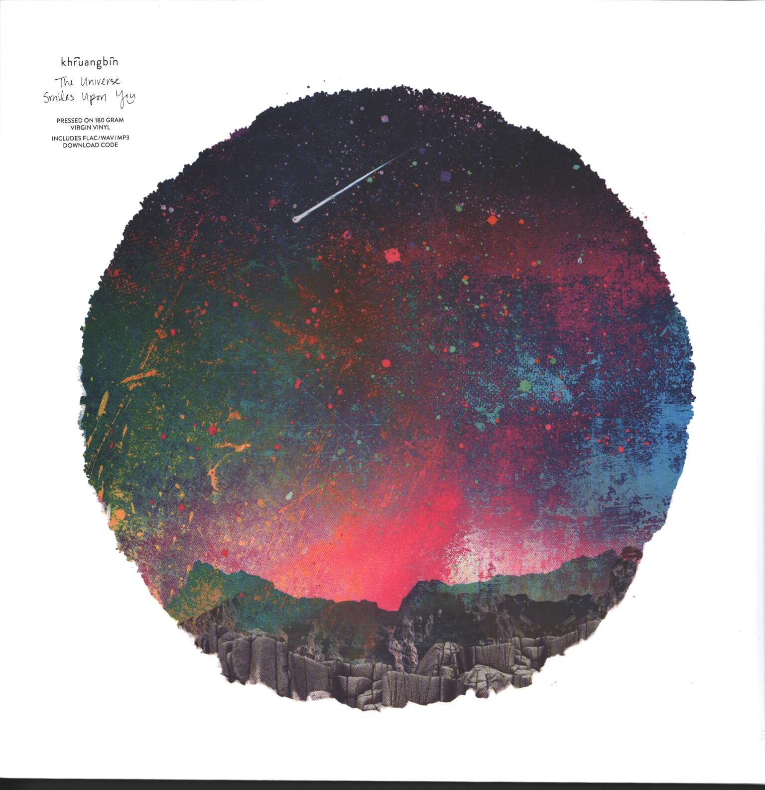 Khruangbin: The Universe Smiles Upon You, 1×LP (Vinyl)