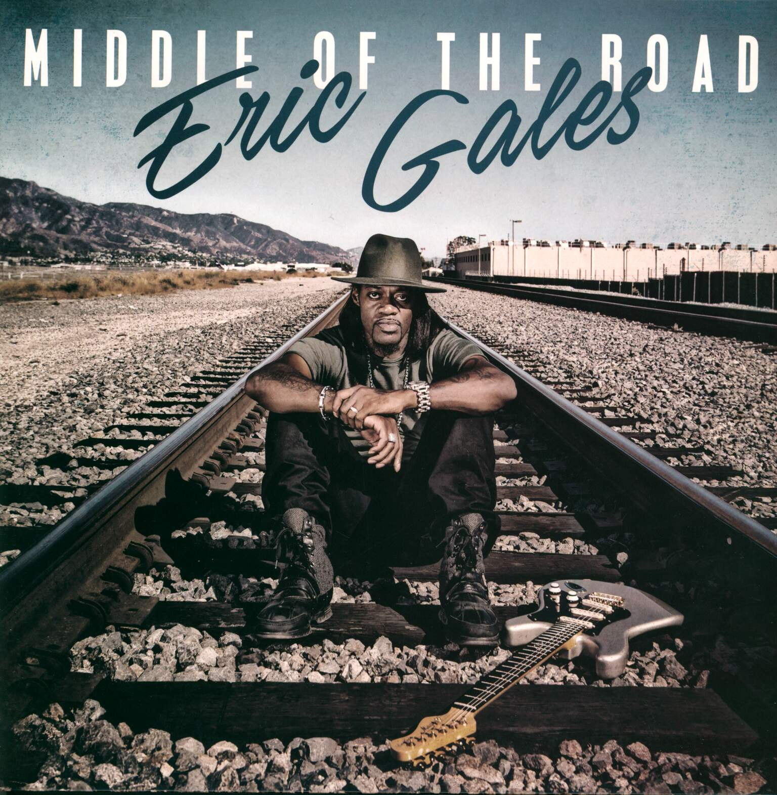 Eric Gales: Middle Of The Road, 1×LP (Vinyl)