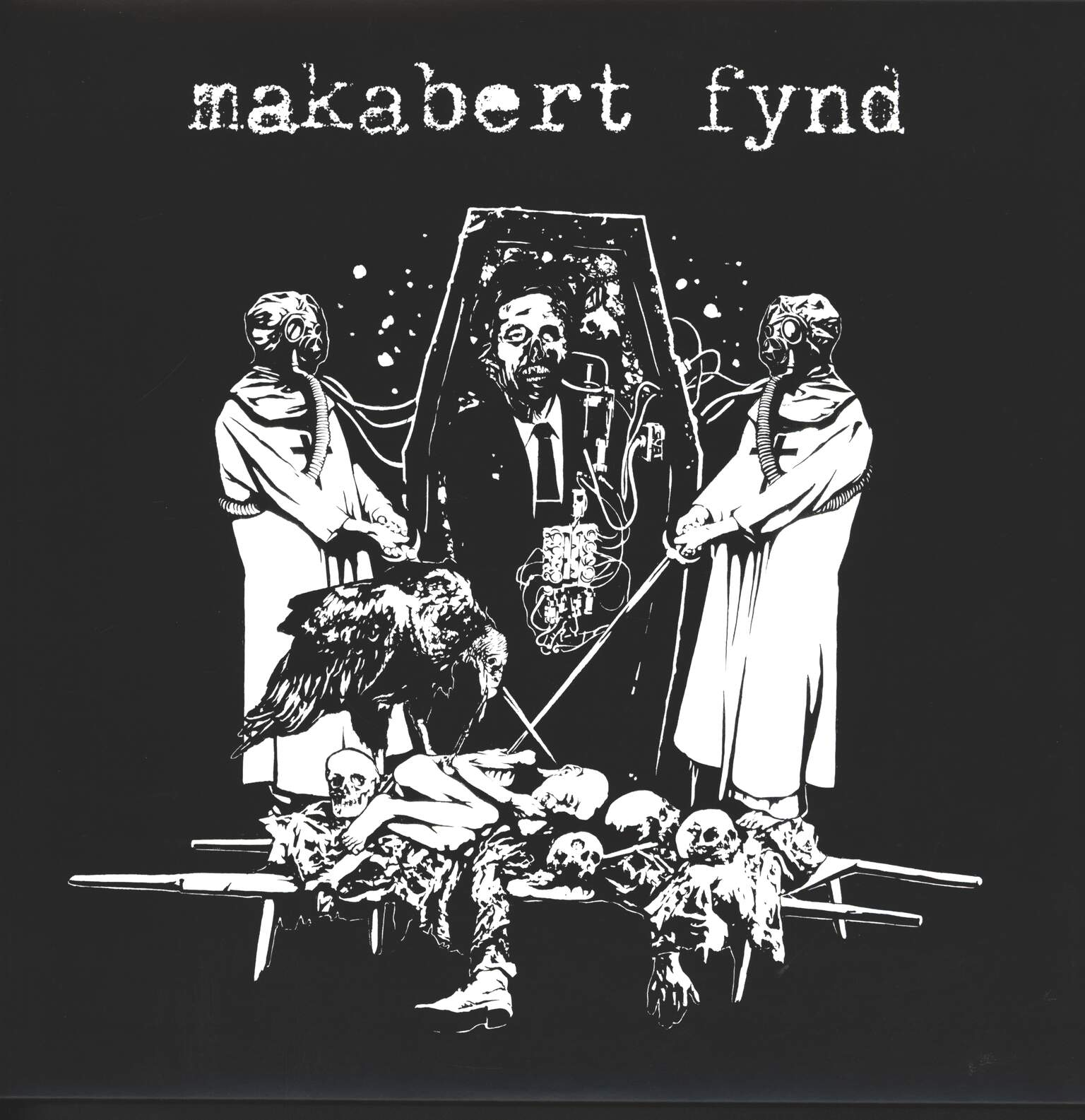 Makabert Fynd: EP#s And Demos 2008 - 2013, LP (Vinyl)
