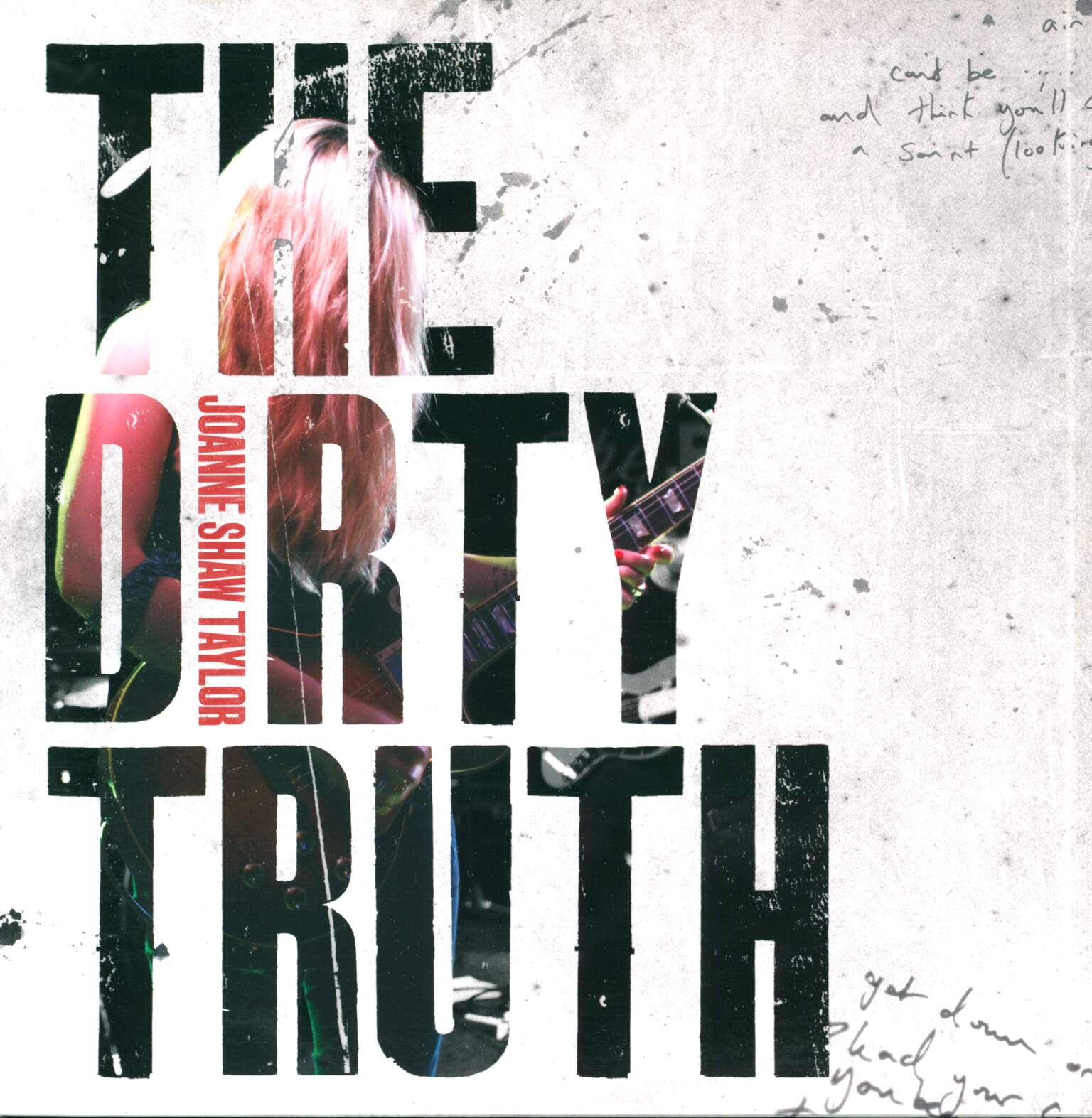 Joanne Shaw Taylor: The Dirty Truth, 1×LP (Vinyl)