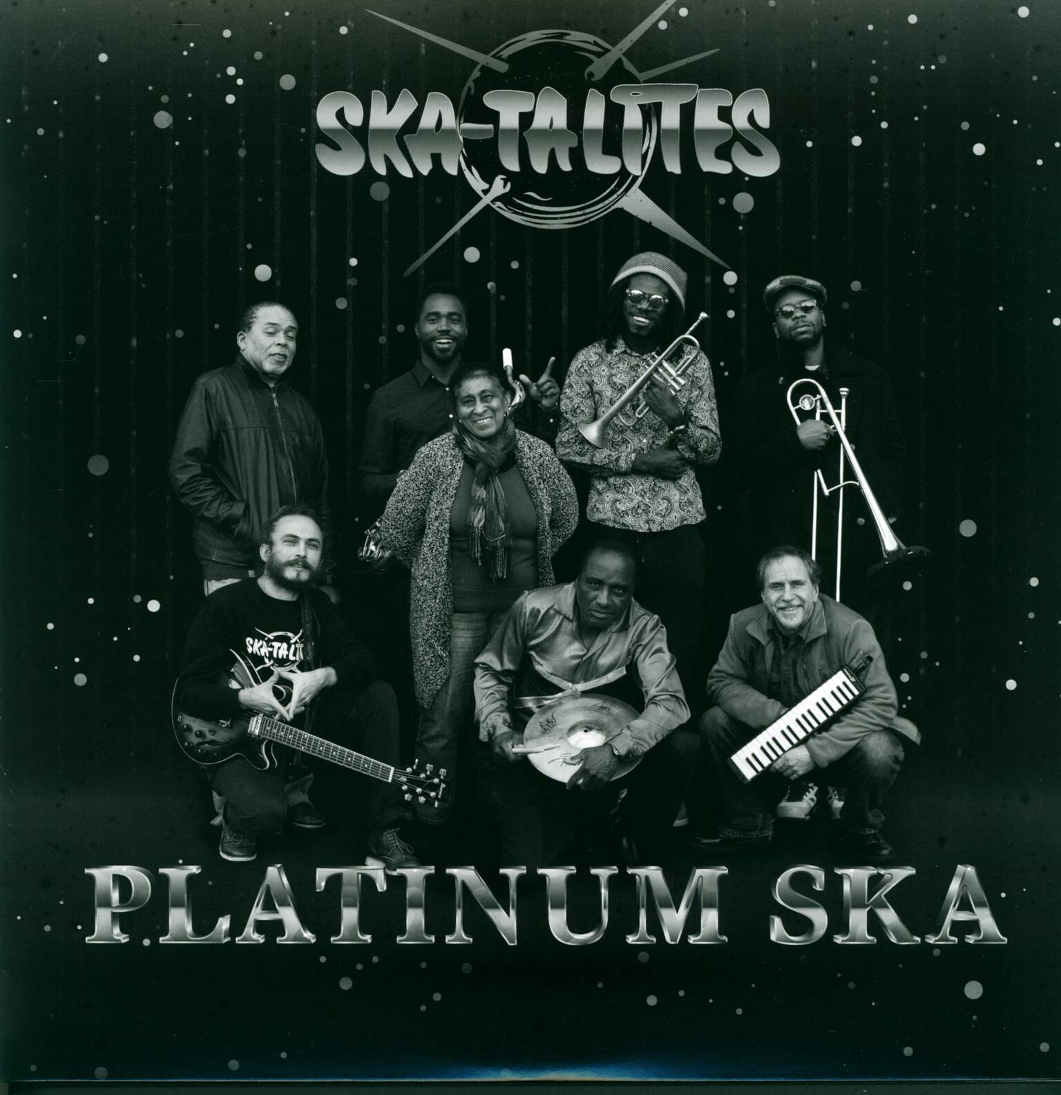 The Skatalites: Platinum Ska, 1×LP (Vinyl)