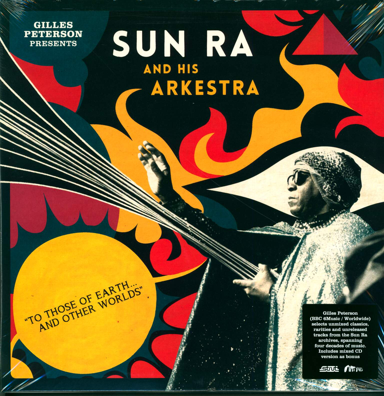 The Sun Ra Arkestra: To Those Of Earth... And Other Worlds, 2×LP (Vinyl), 2×CD