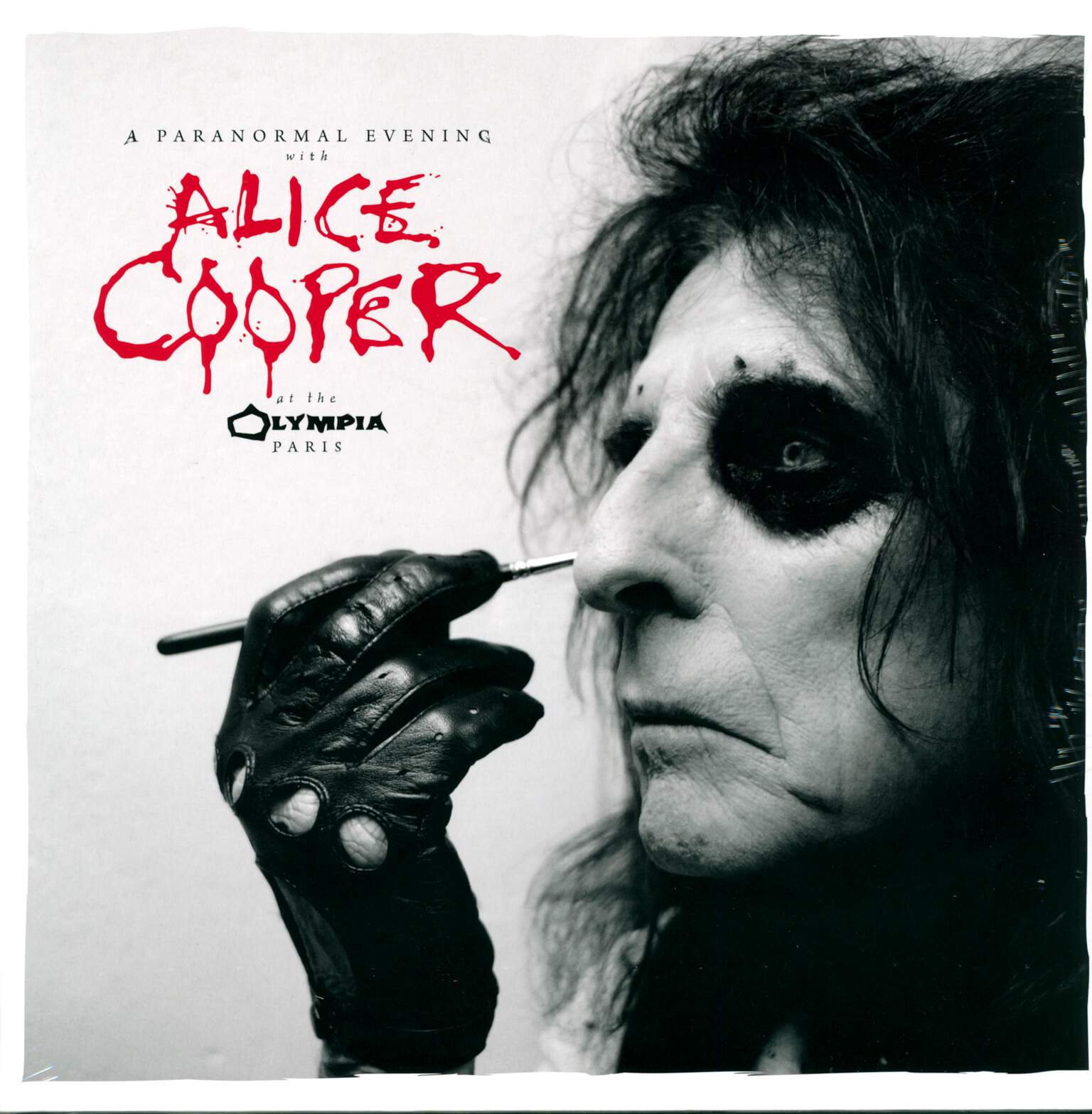 Alice Cooper: A Paranormal Evening With Alice Cooper At The Olympia Paris, 2×LP (Vinyl)