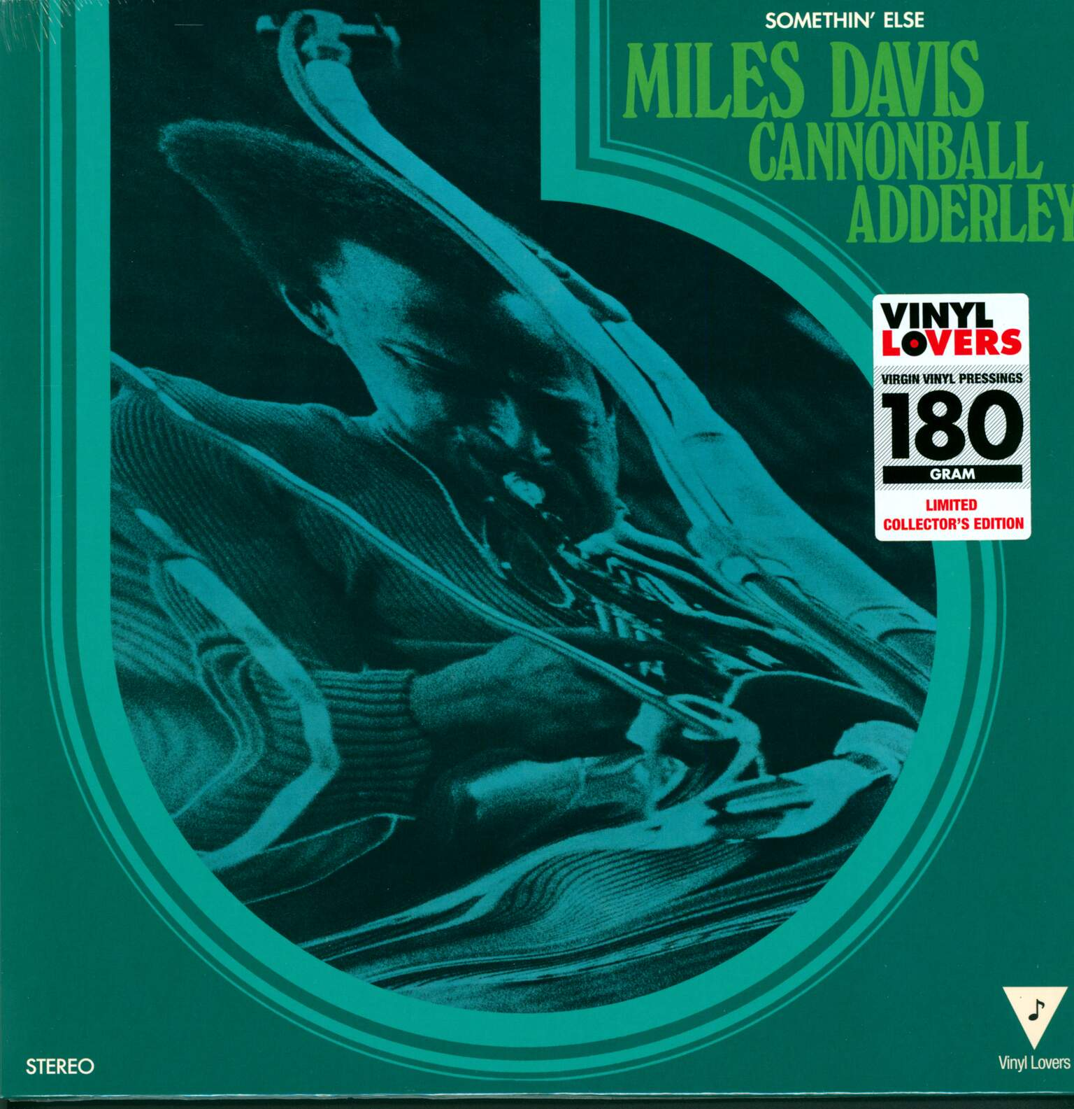 Miles Davis: Somethin' Else, 1×LP (Vinyl)