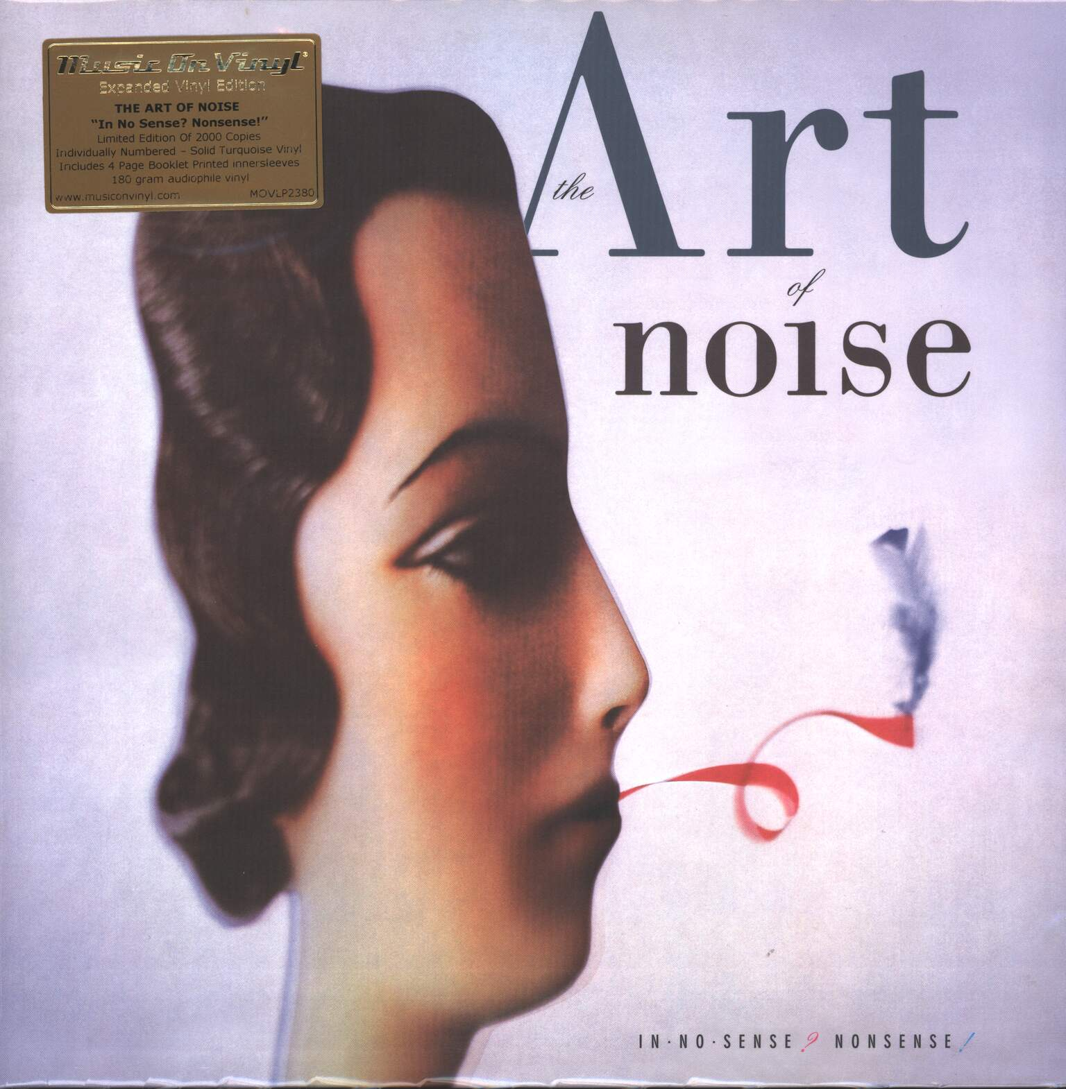 The Art Of Noise: In No Sense? Nonsense!, 1×LP (Vinyl), 1×LP (Vinyl)