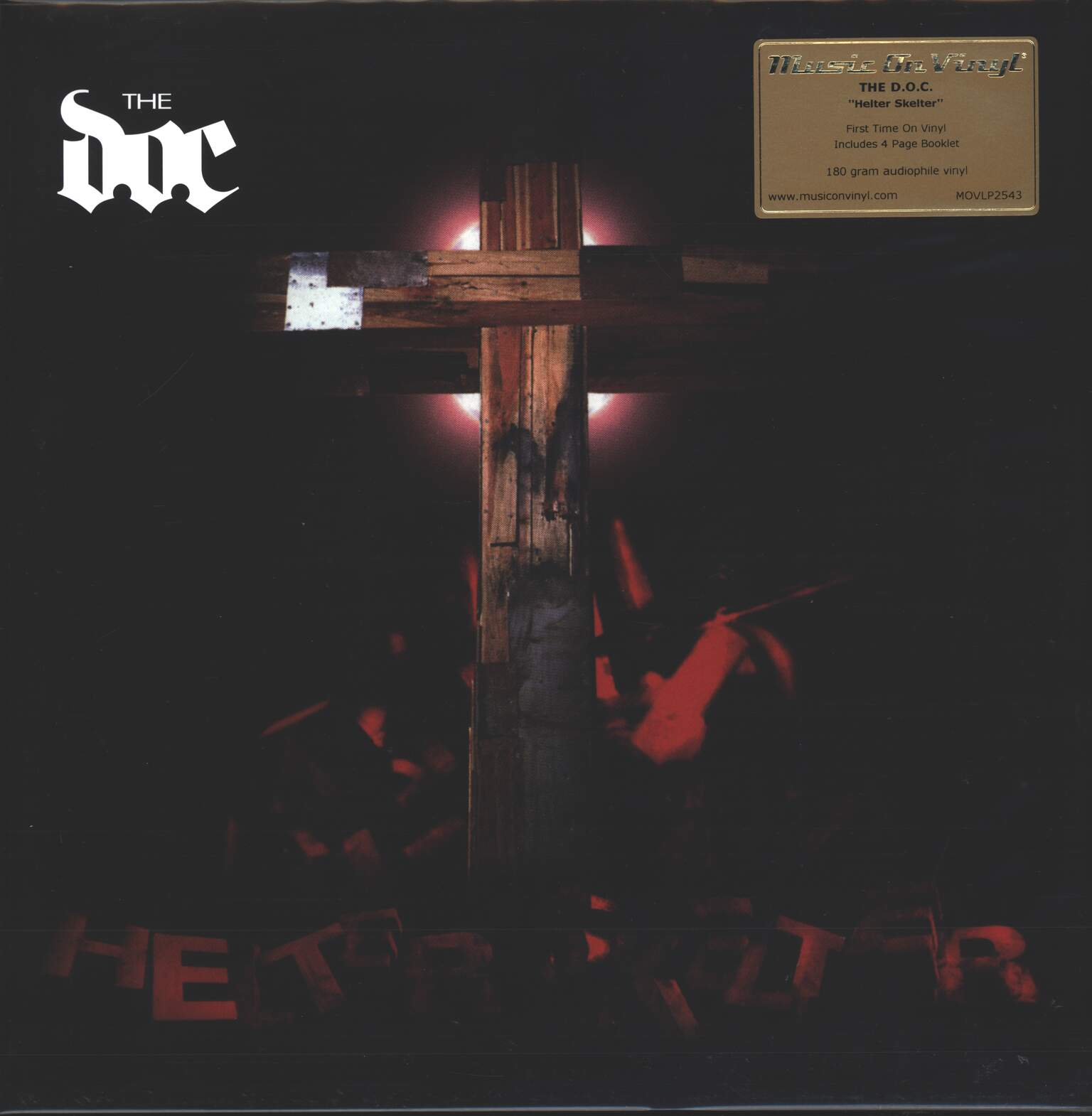 The D.O.C.: Helter Skelter, 2×LP (Vinyl)
