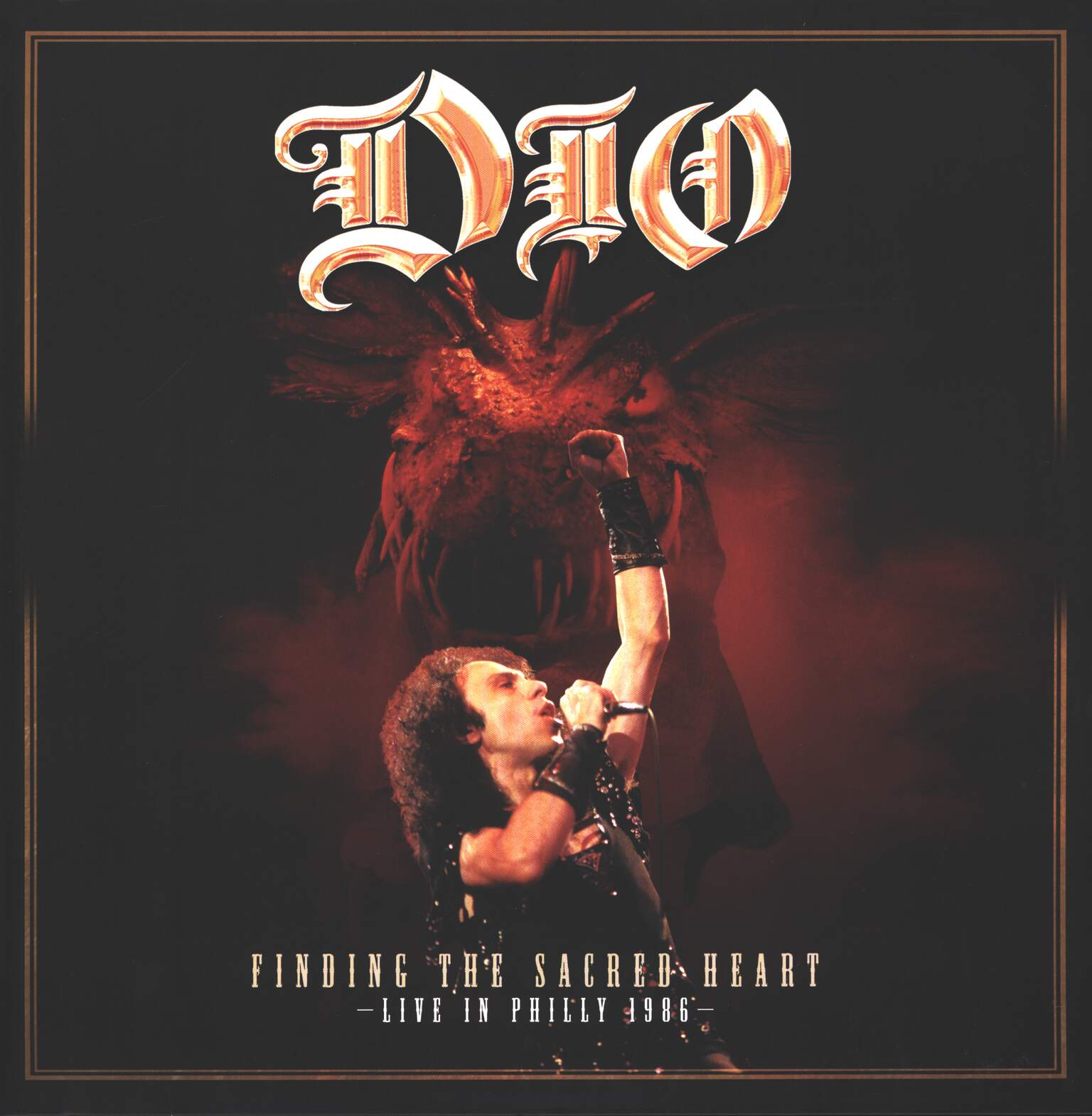 Dio: Finding The Sacred Heart – Live In Philly 1986, 2×LP (Vinyl)