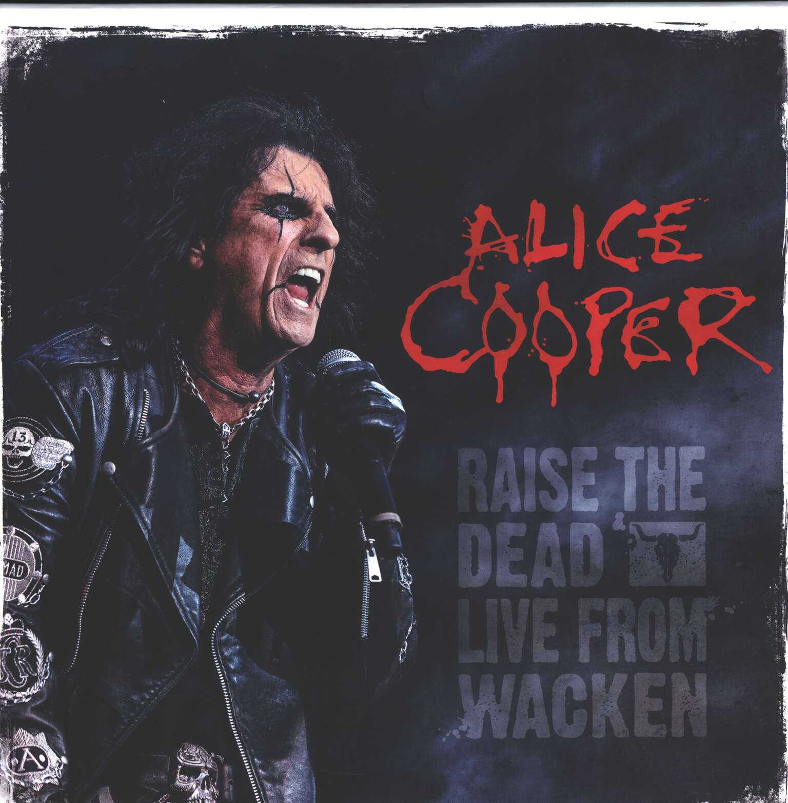 Alice Cooper: Raise The Dead - Live From Wacken, 3×LP (Vinyl), 2×CD, 1×Blu-ray Disc