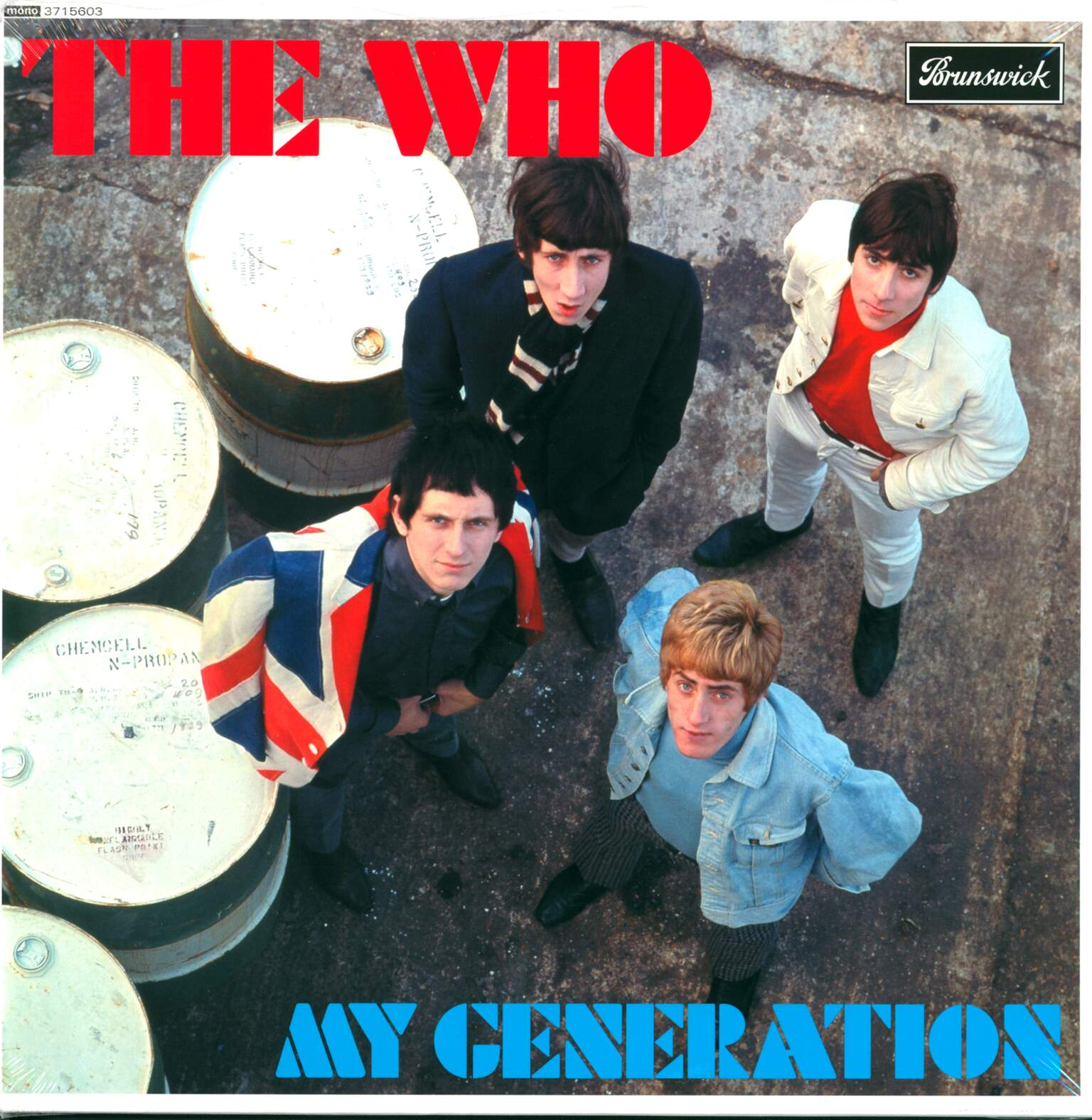 The Who: My Generation, 1×LP (Vinyl)