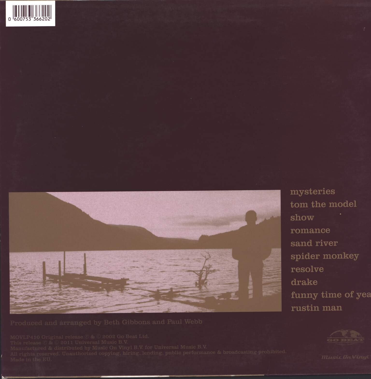 Beth Gibbons: Out Of Season, 1×LP (Vinyl)