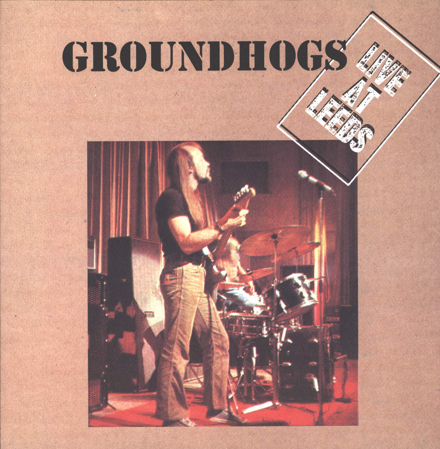 The Groundhogs: Live At Leeds, 1×LP (Vinyl)