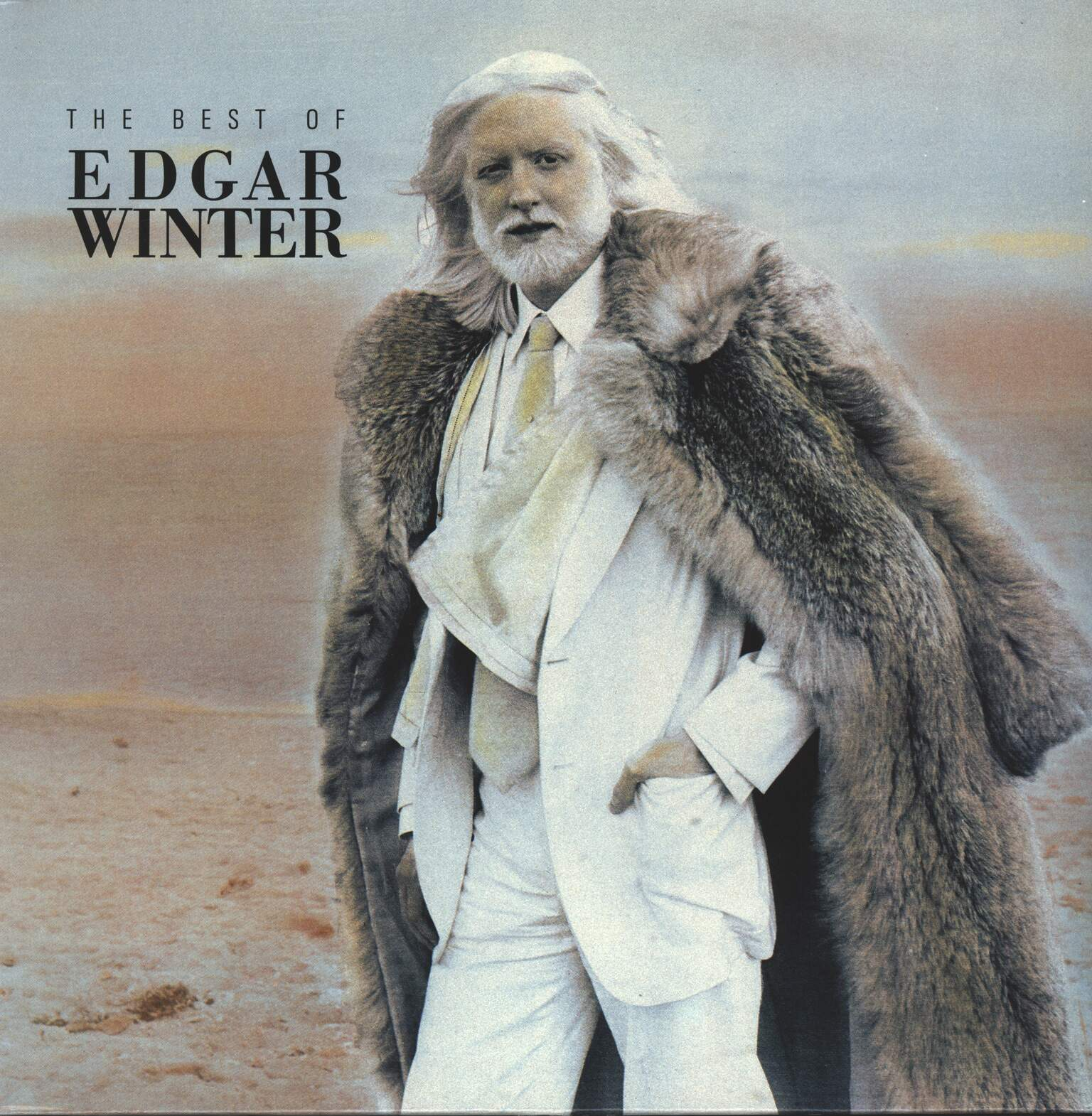 Edgar Winter: The Best Of Edgar Winter, 1×LP (Vinyl)