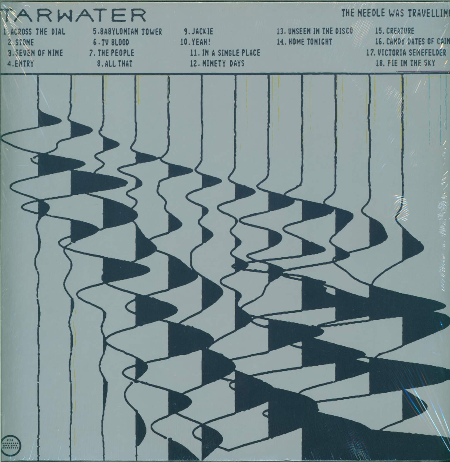 Tarwater: The Needle Was Travelling, 2×LP (Vinyl)