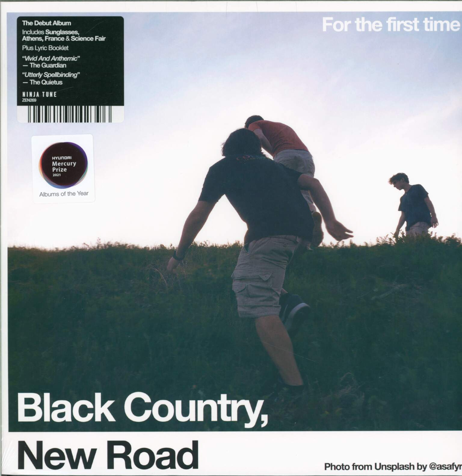 Black Country, New Road: For The First Time, 1×LP (Vinyl)