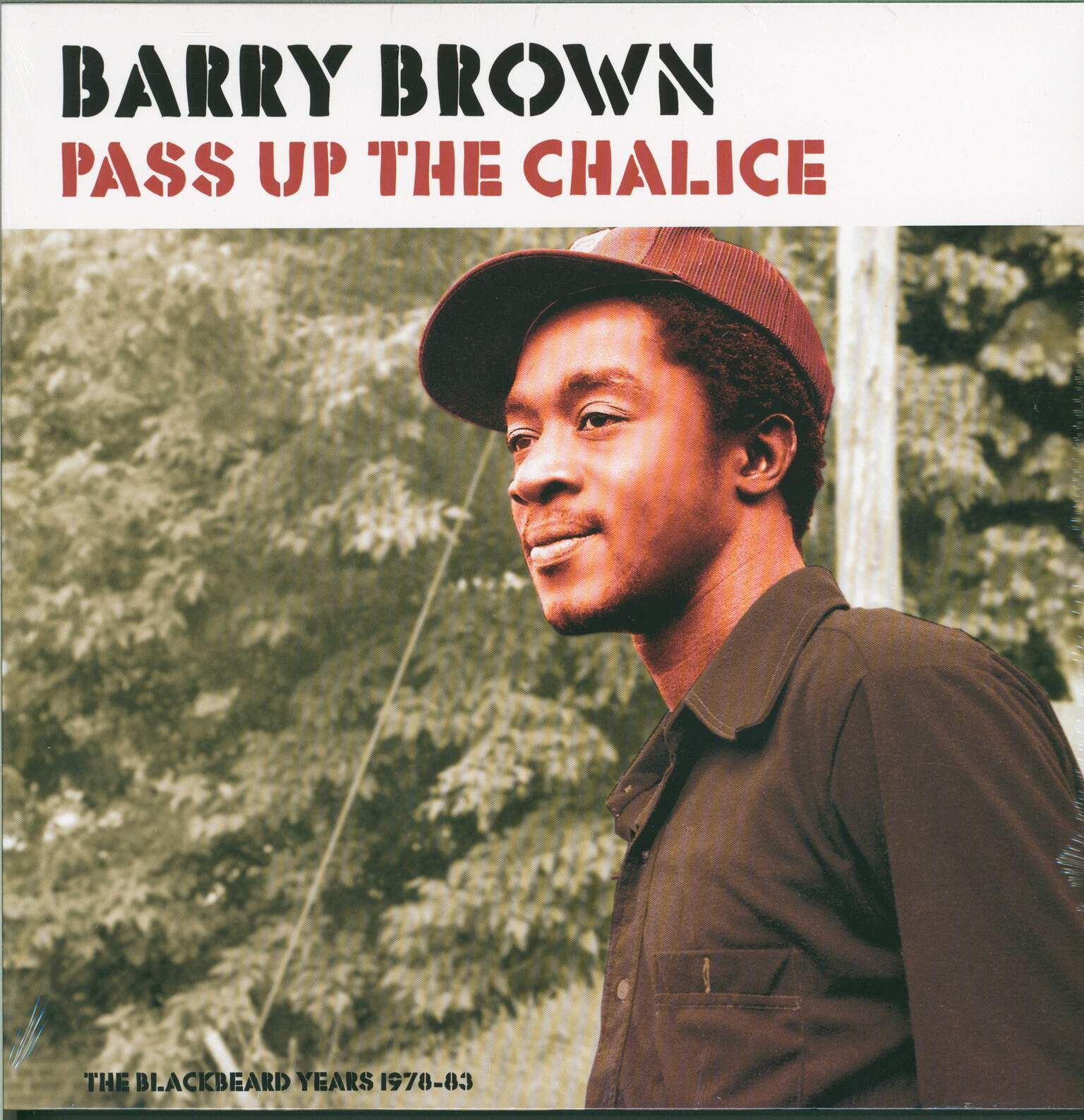 Barry Brown: Pass Up The Chalice, 1×LP (Vinyl)