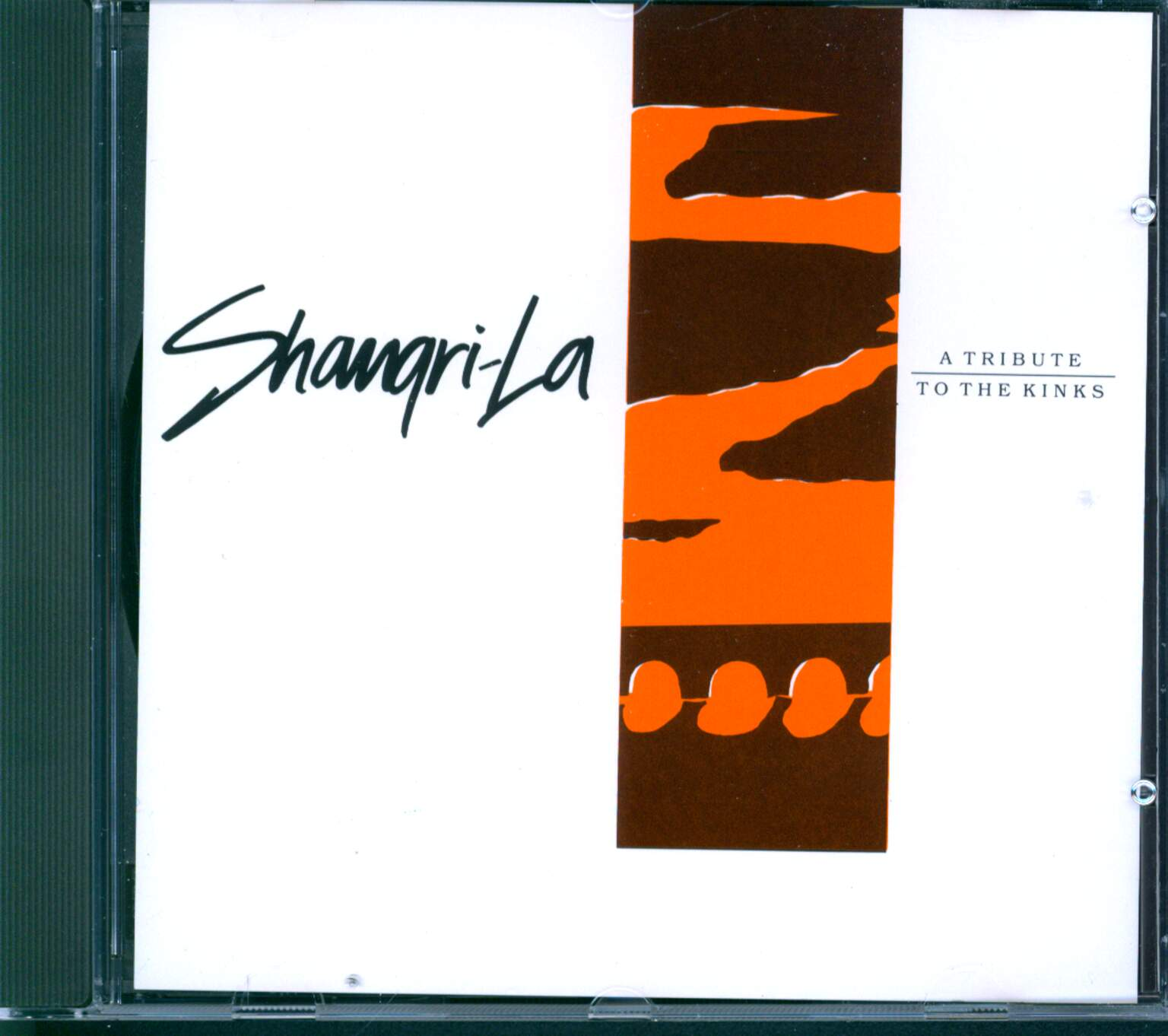 Various: Shangri-La - A Tribute To The Kinks, 1×CD