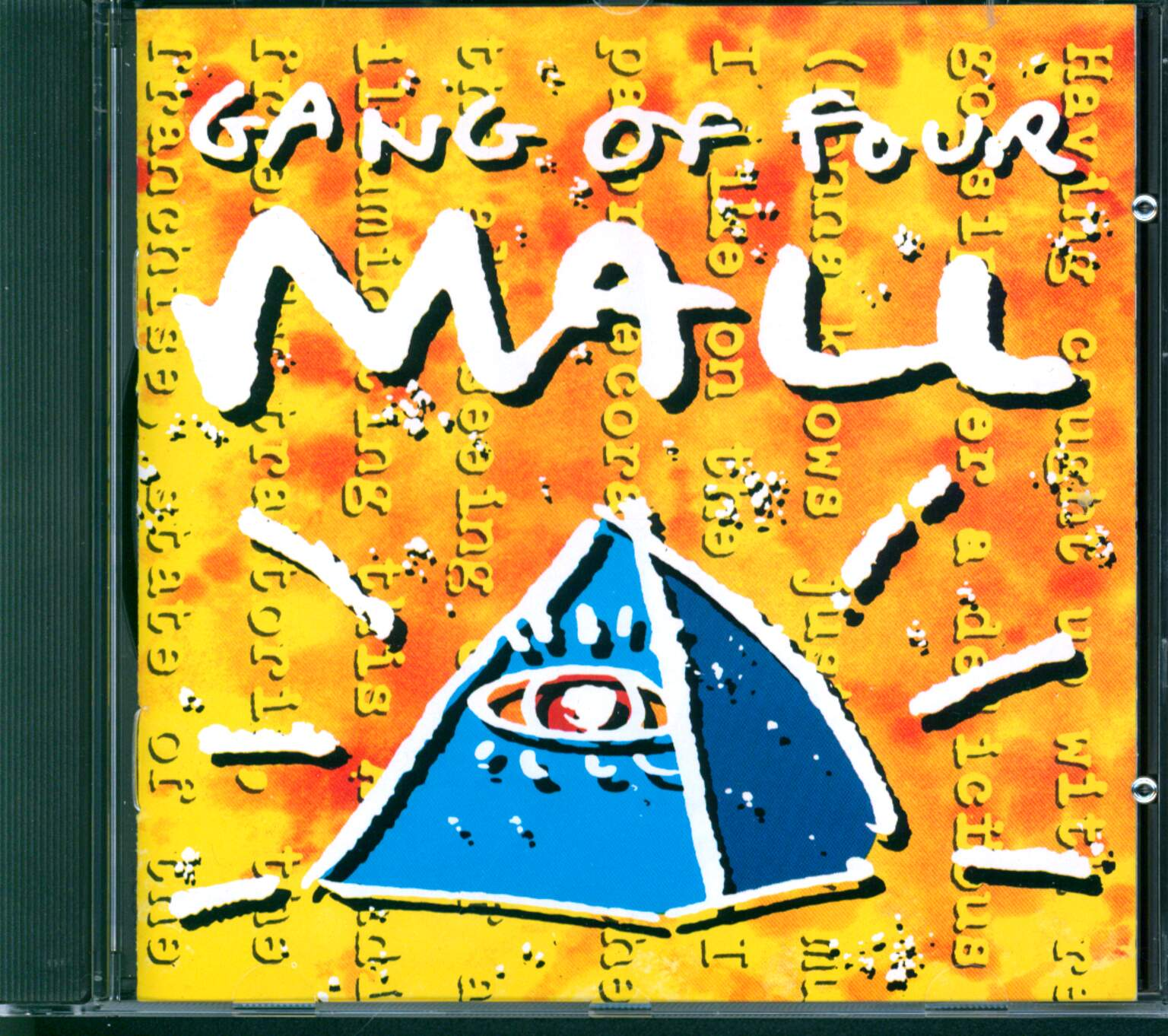 Gang Of Four: Mall, 1×CD