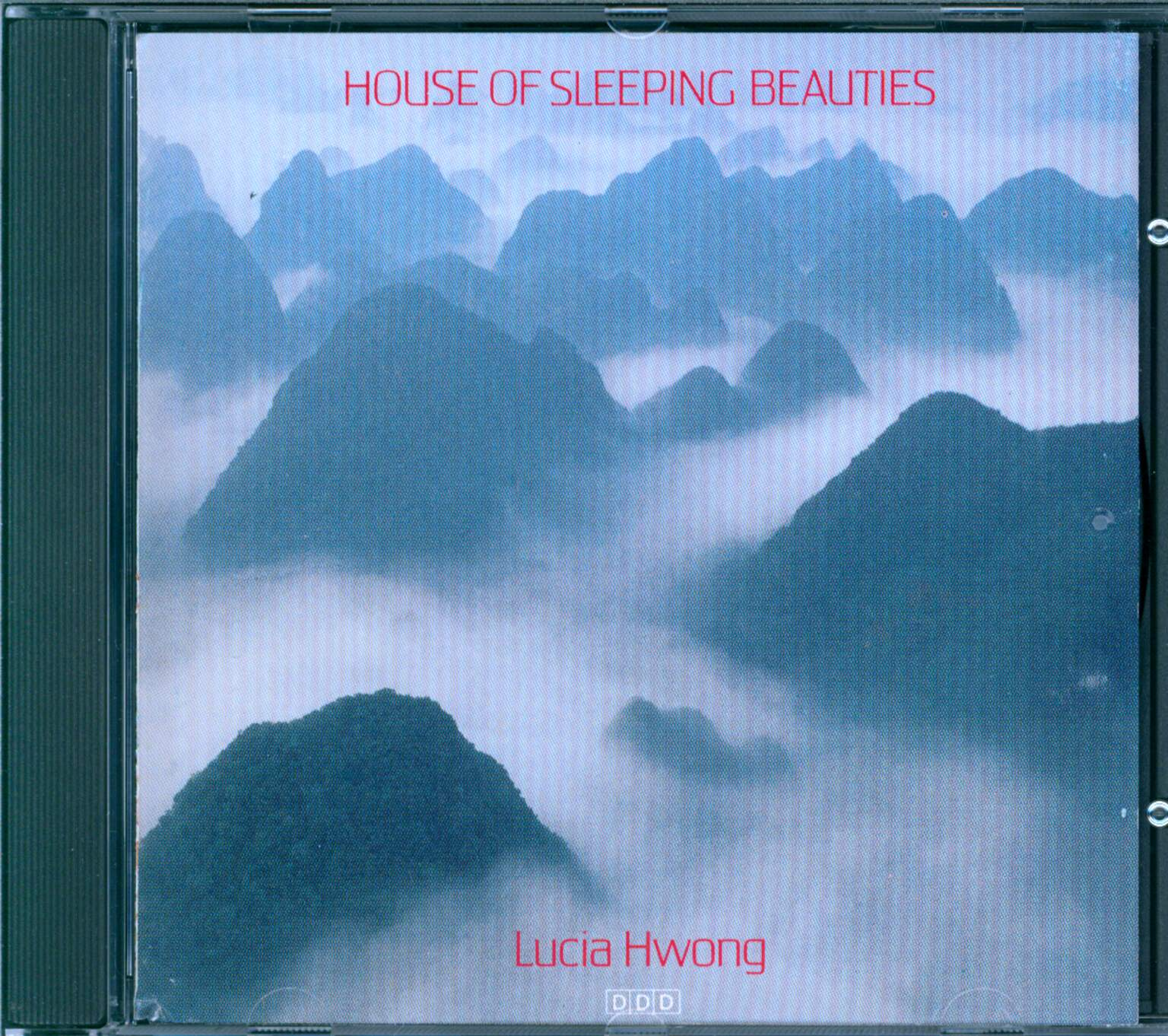 Lucia Hwong: House Of Sleeping Beauties, 1×CD