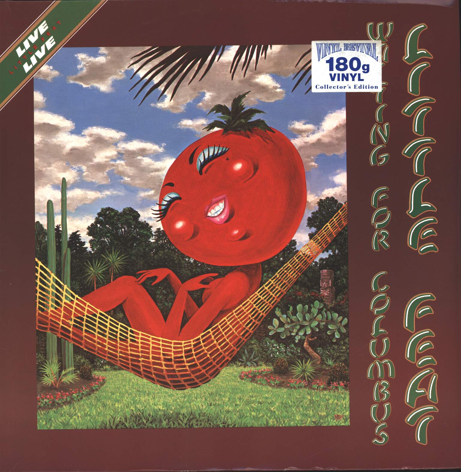 Little Feat: Waiting For Columbus, 2×LP (Vinyl)
