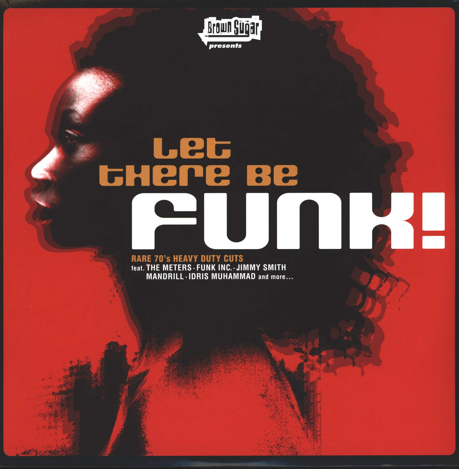 Various: Let There Be Funk!, 2×LP (Vinyl)