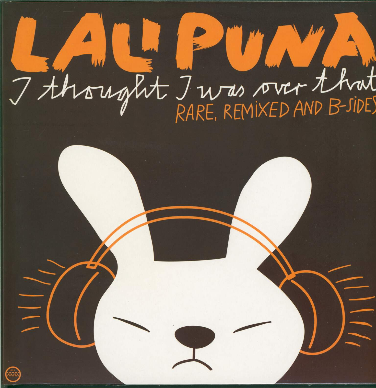 Lali Puna: I Thought I Was Over That: Rare, Remixed And B-Sides, 2×LP (Vinyl)