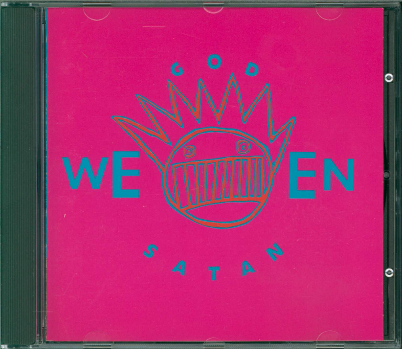 Ween: God Ween Satan - The Oneness, 1×CD