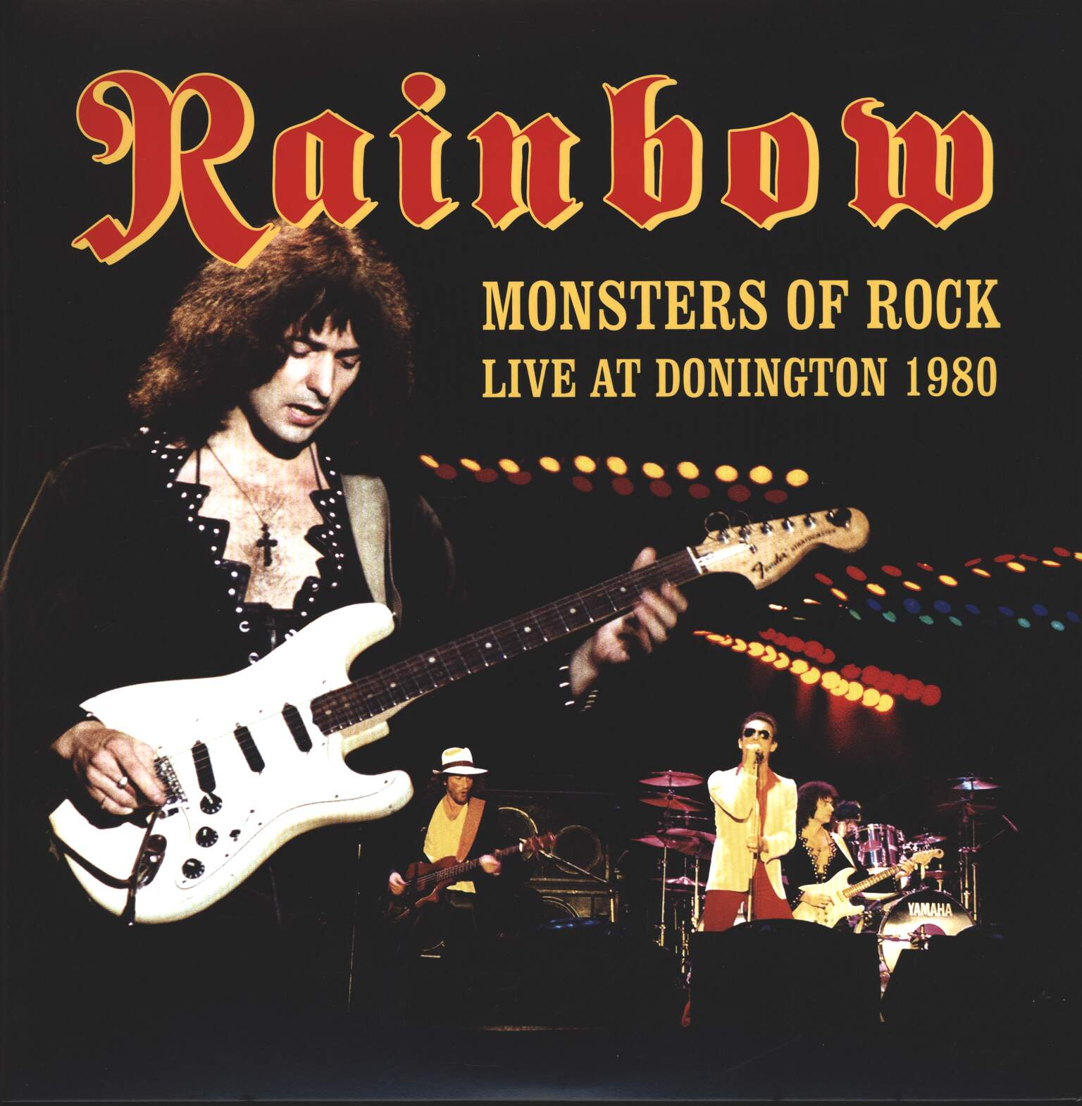 Rainbow: Monsters Of Rock: Live At Donington 1980, 1×CD, 2×LP (Vinyl)