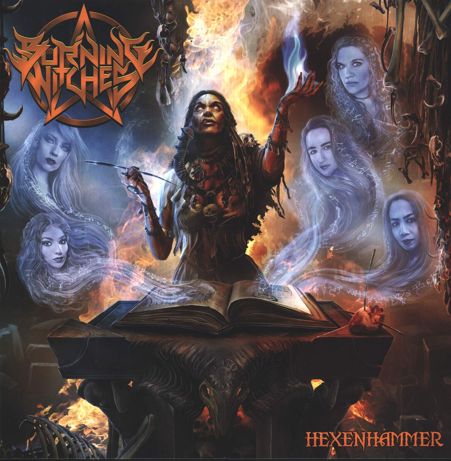 Burning Witches: Hexenhammer, 2×LP (Vinyl)