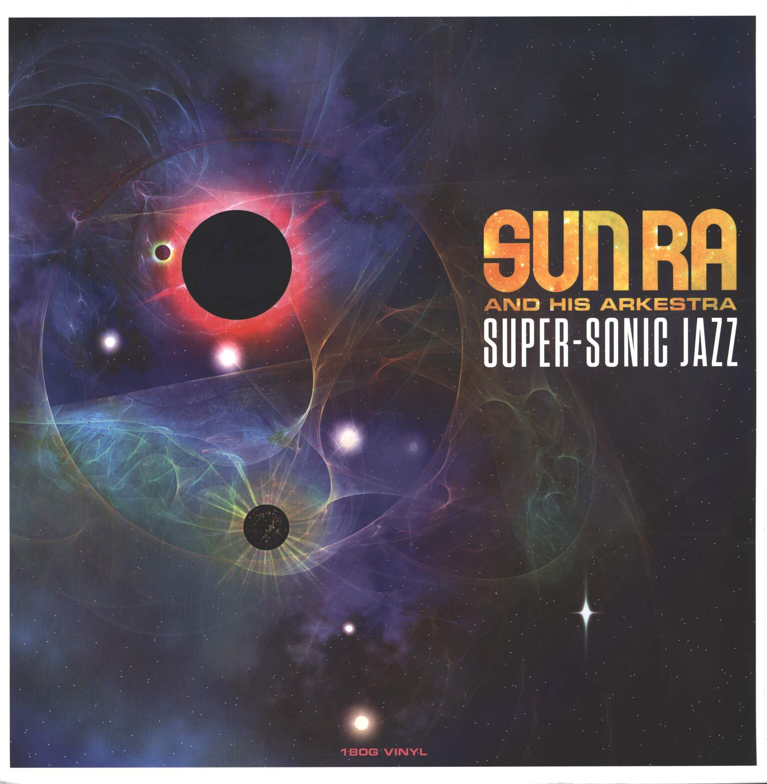 Sun Ra: Super-Sonic Jazz, 1×LP (Vinyl)